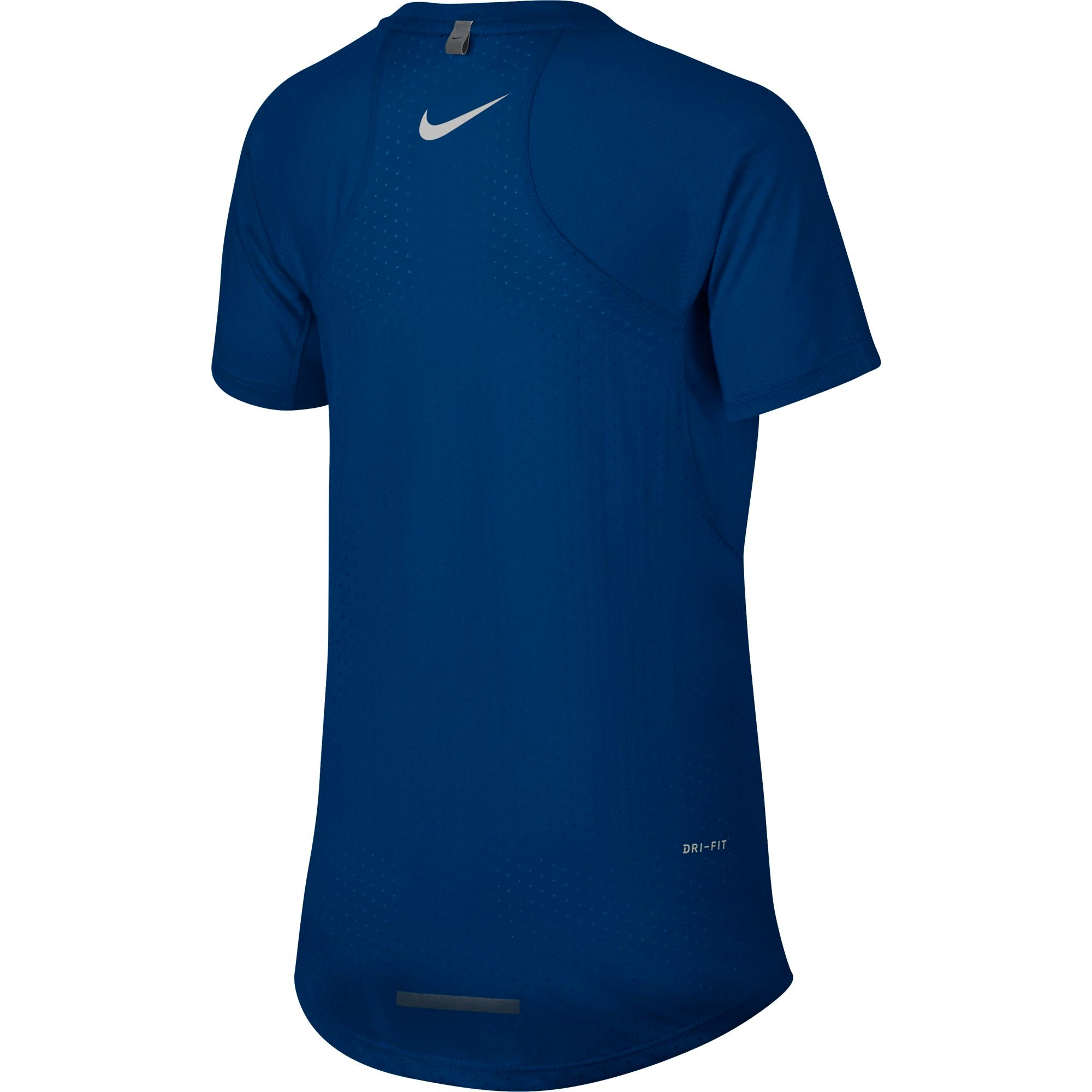 Nike Kids Breathe Sleeveless Performance Top - Blue Jay