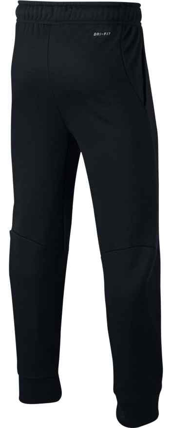 Nike Kids Dry Performance Training Pants - Black/White