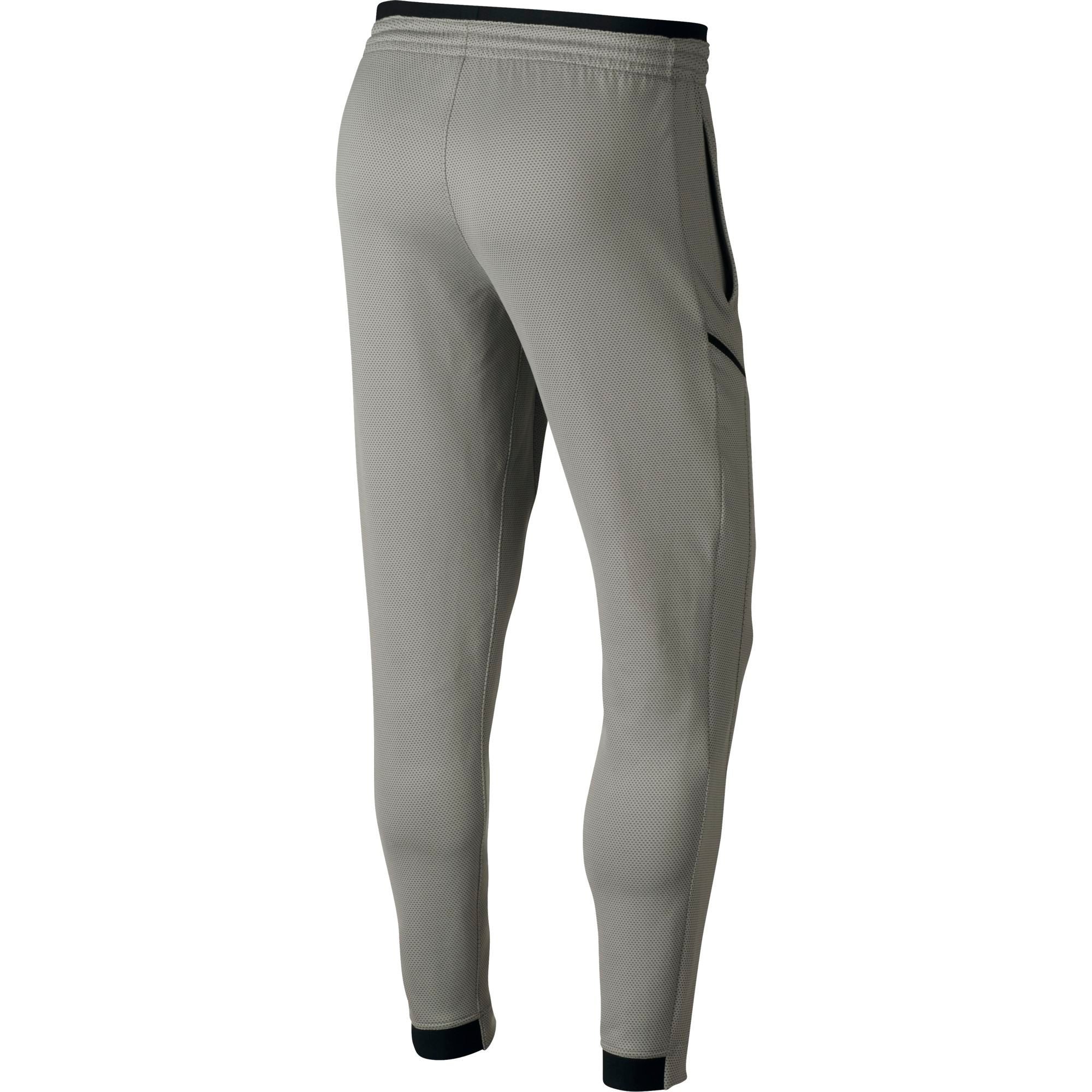 Nike Basketball Therma Flex Showtime Pants - Cobblestone/Ridgerock/Black