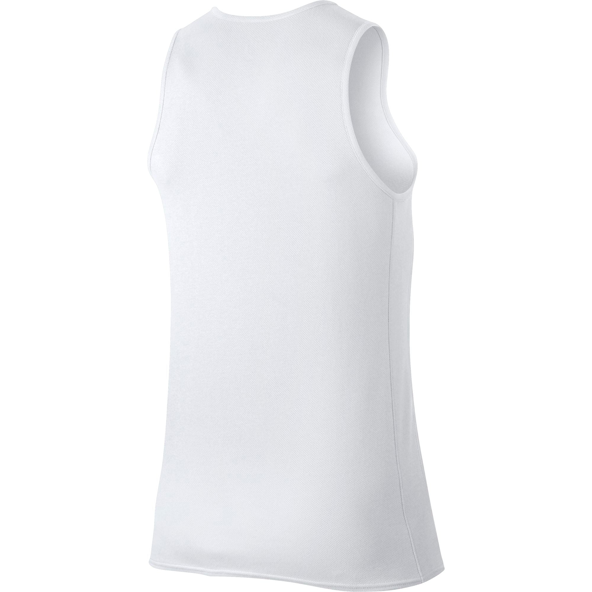 Nike Jordan Basketball Rise Tank - White/Black