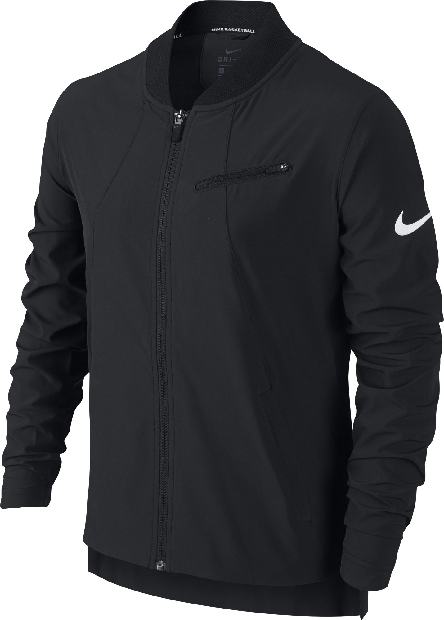Nike Womens Basketball Jacket - NK-864714-010