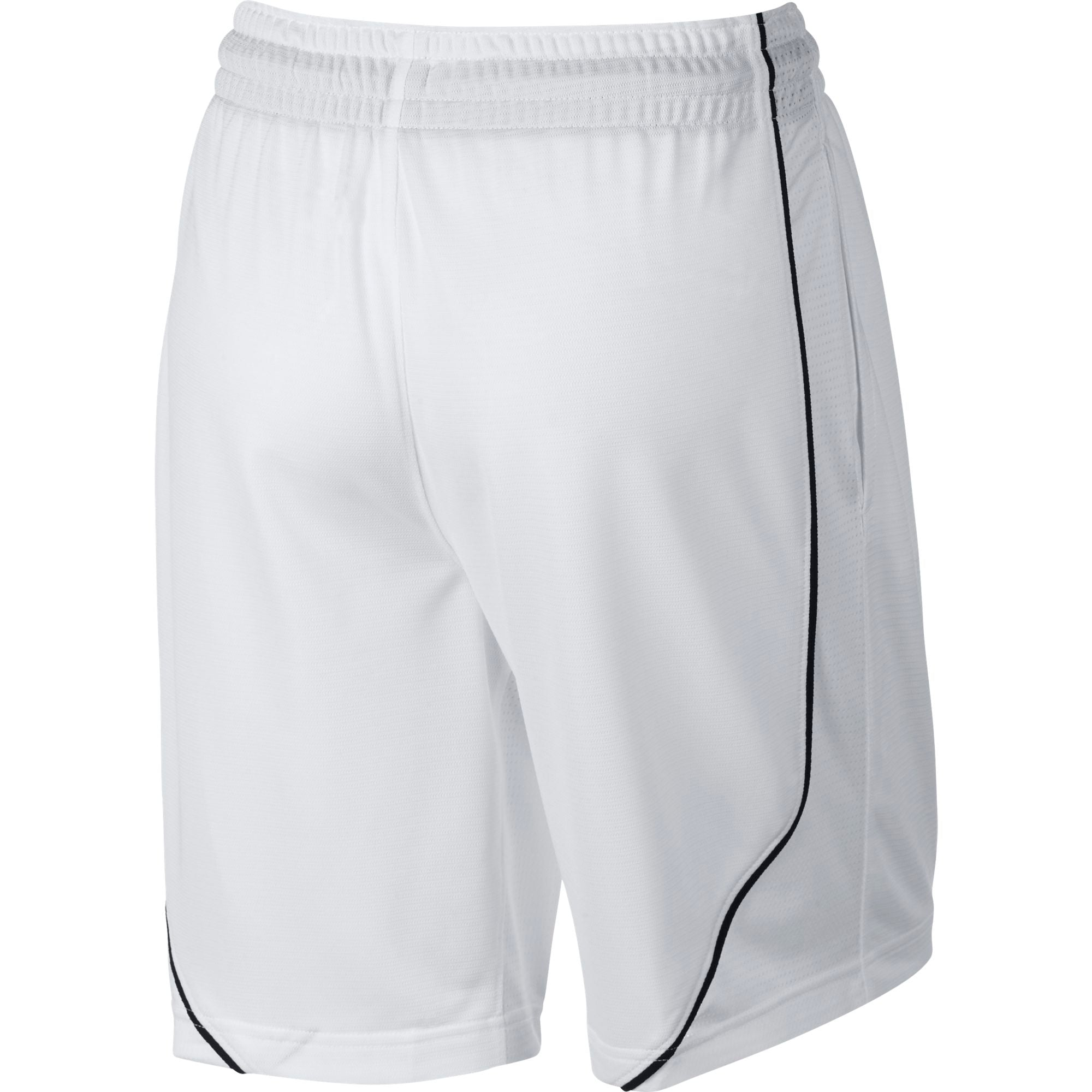 Nike Womens Basketball Dry Shorts - White/Black