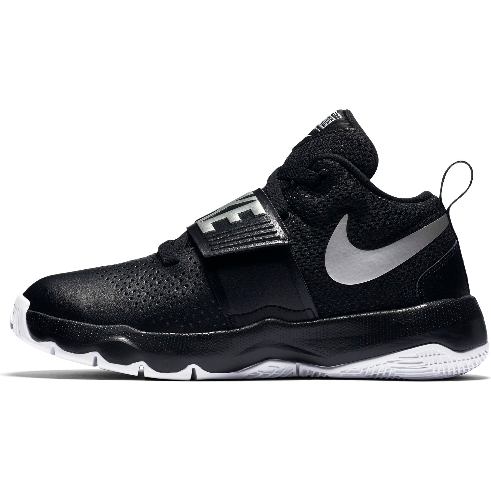 Nike Kids Team Hustle D 8  Basketball Boot/Shoe - NK-881941-001