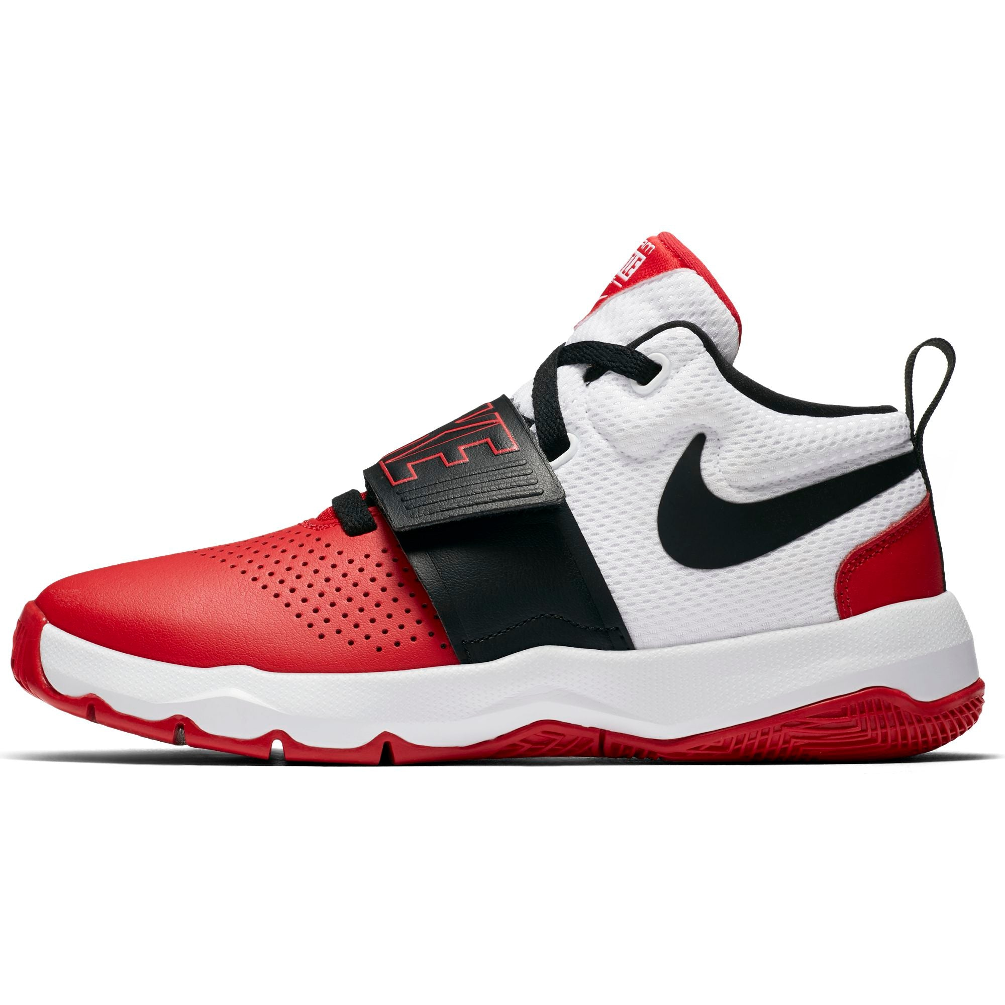 Nike Kids Team Hustle D 8  Basketball Boot/Shoe - NK-881941-600
