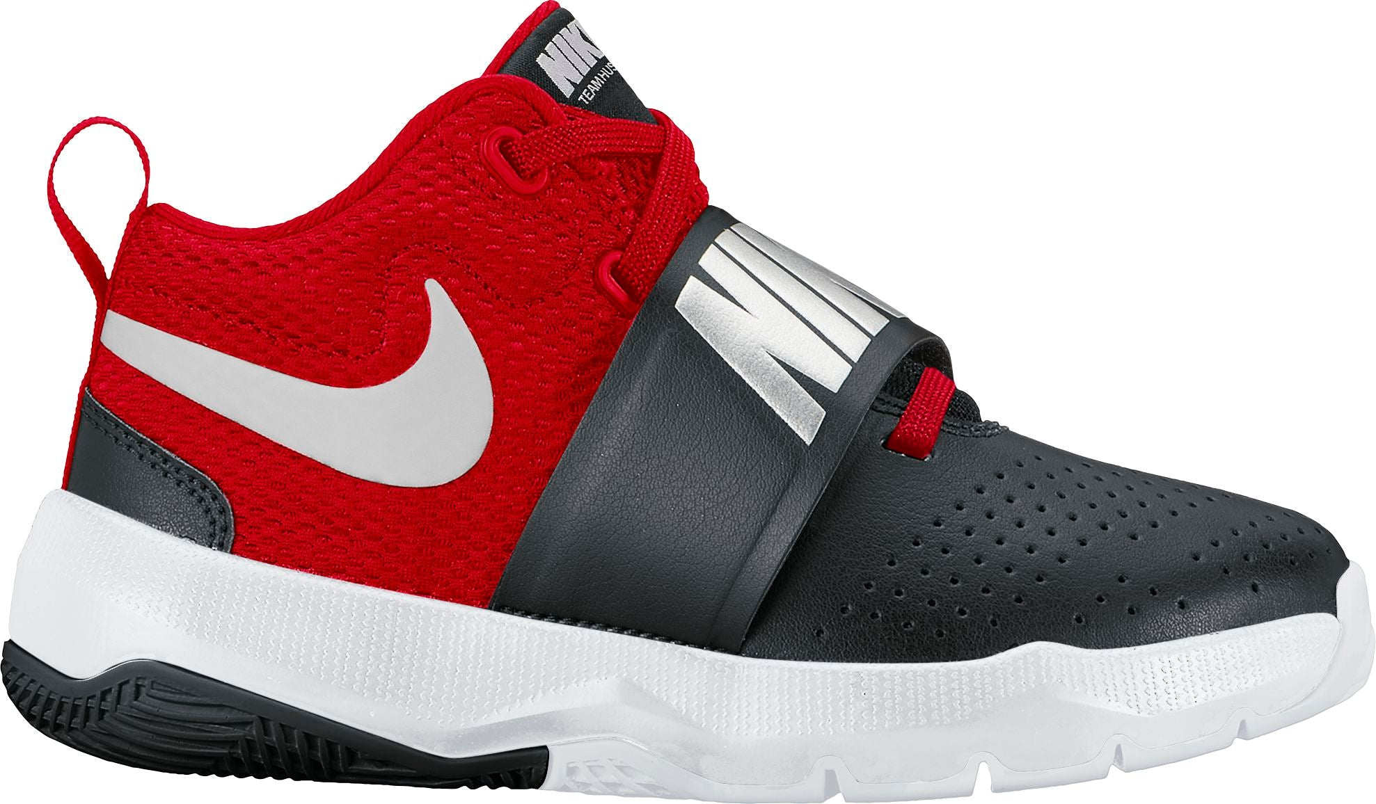 Nike Kids Team Hustle D 8 Pre-School Basketball Boot/Shoe - NK-881942-004