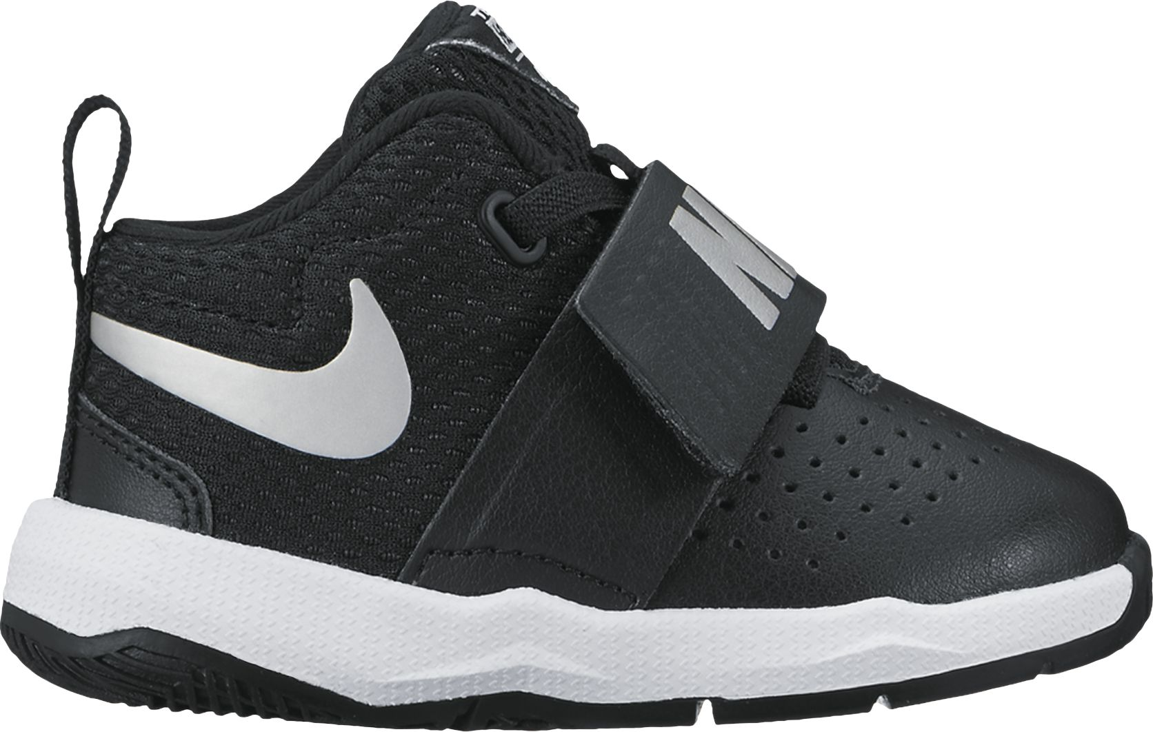 Nike Kids Team Hustle D 8 (TD) Toddler Basketball Boot/Shoe - NK-881943-001