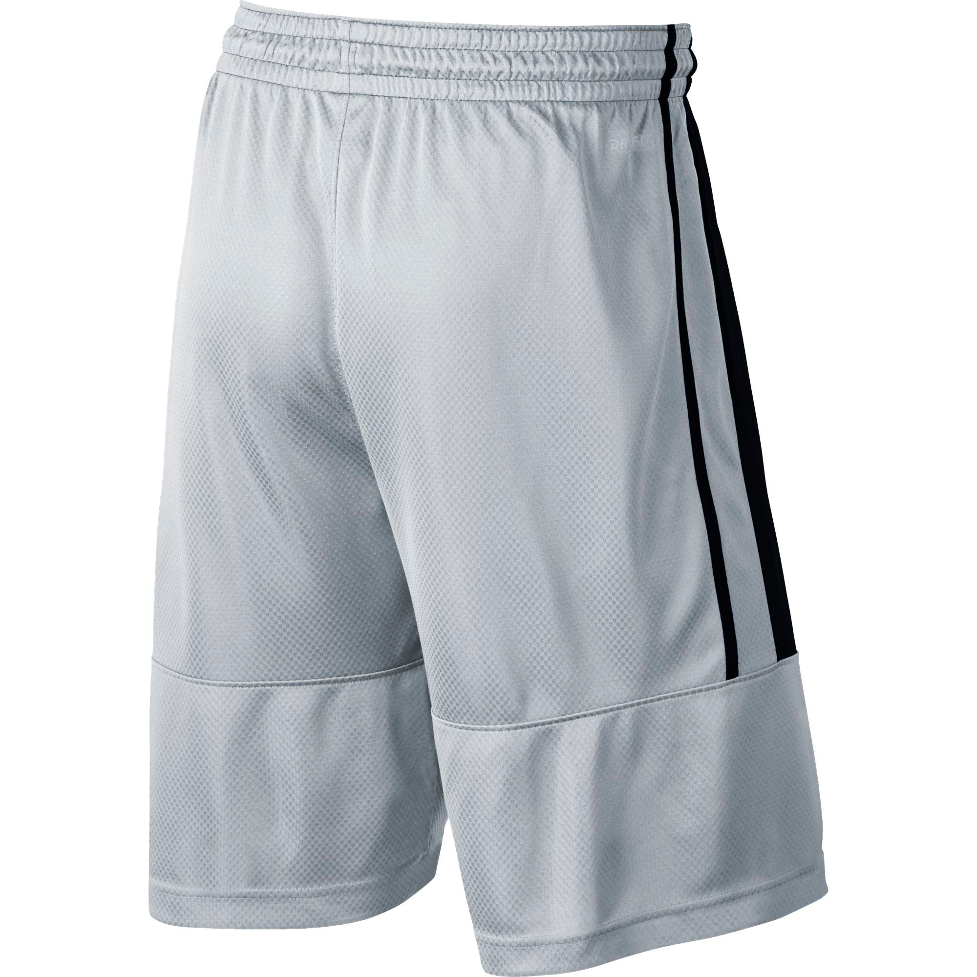 Nike Jordan Basketball Rise Solid Shorts - Wolf Grey/Black