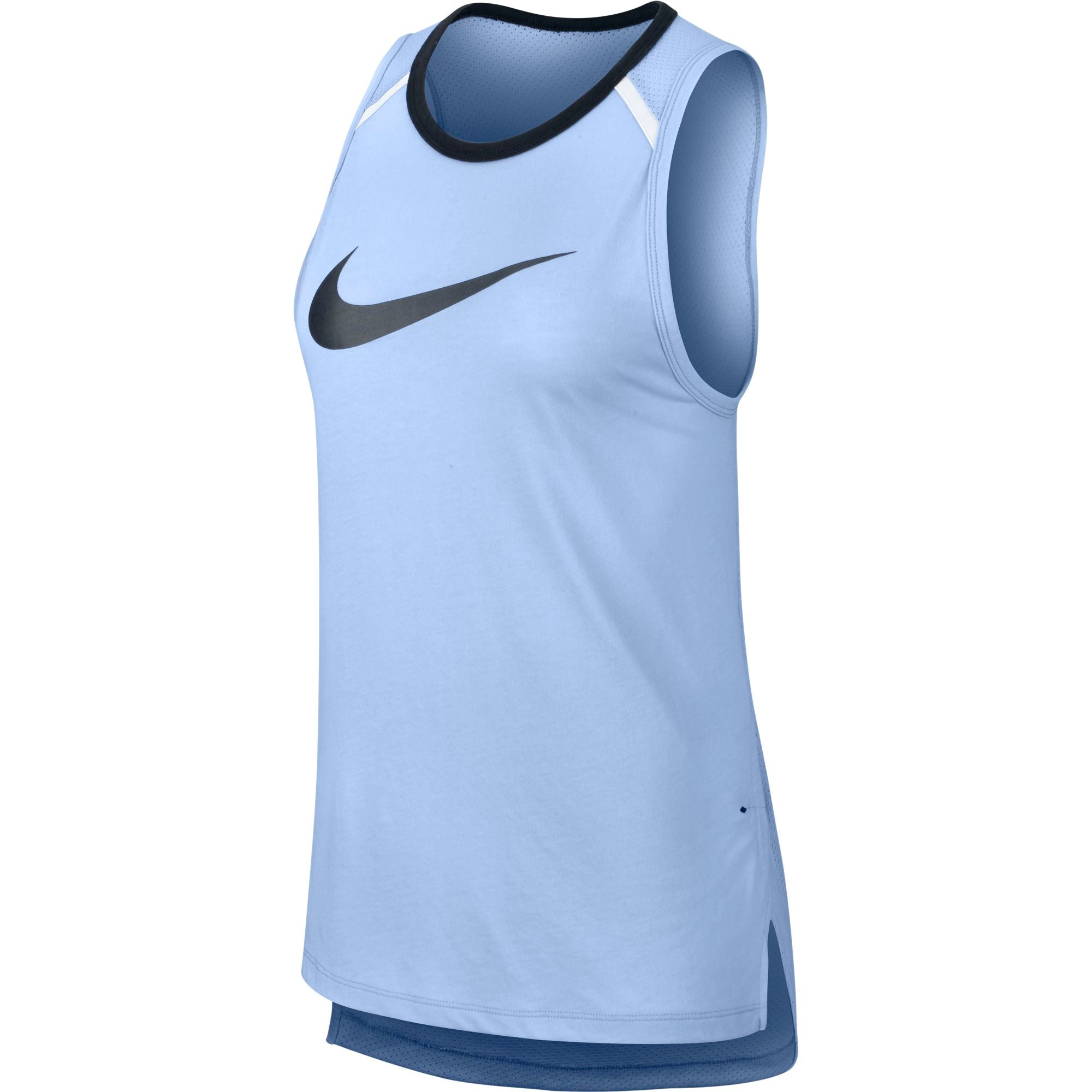 Nike Womens Basketball Breathe Elite Top - NK-890513-415