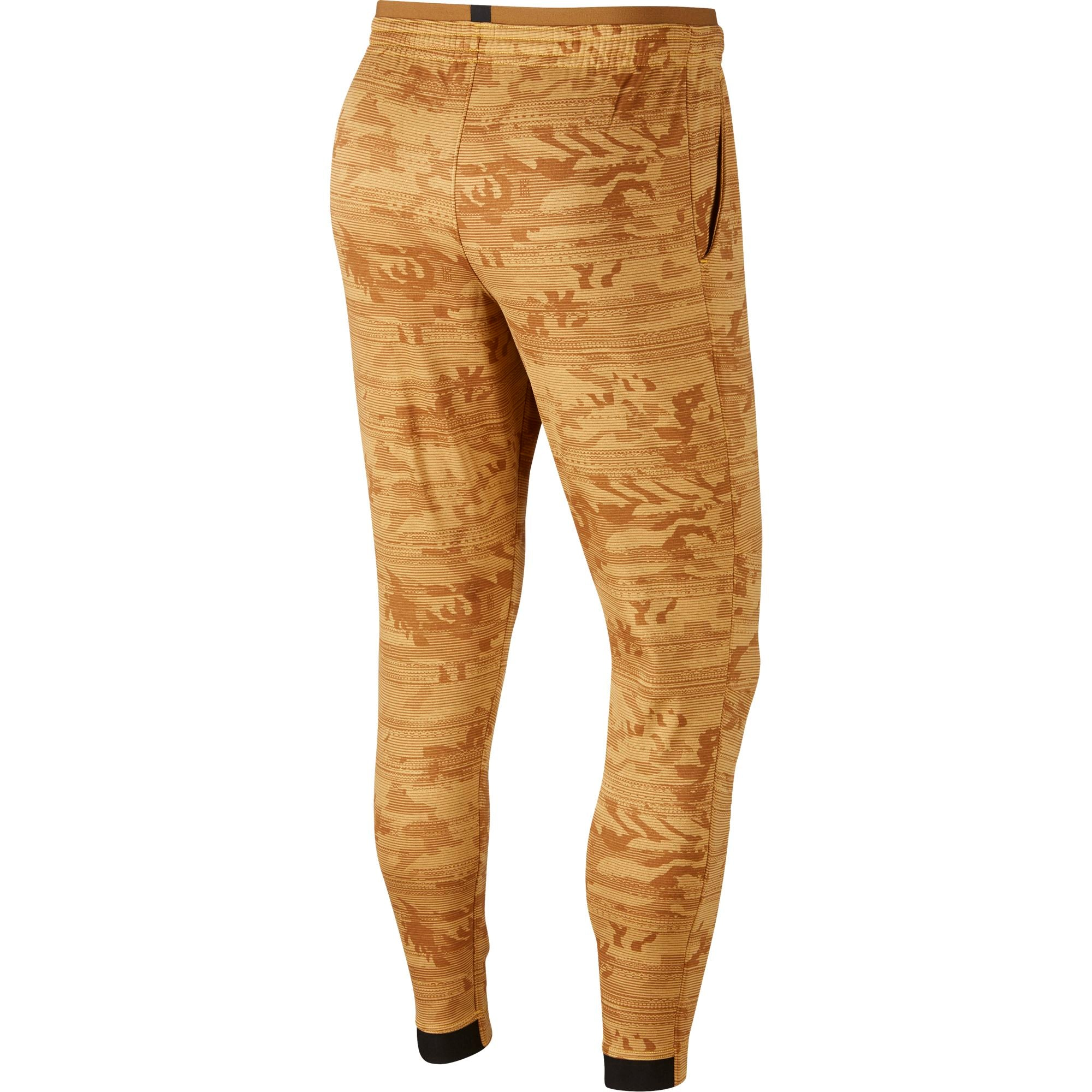 Nike Kyrie Dry Basketball Pants - Elemental Gold/Black