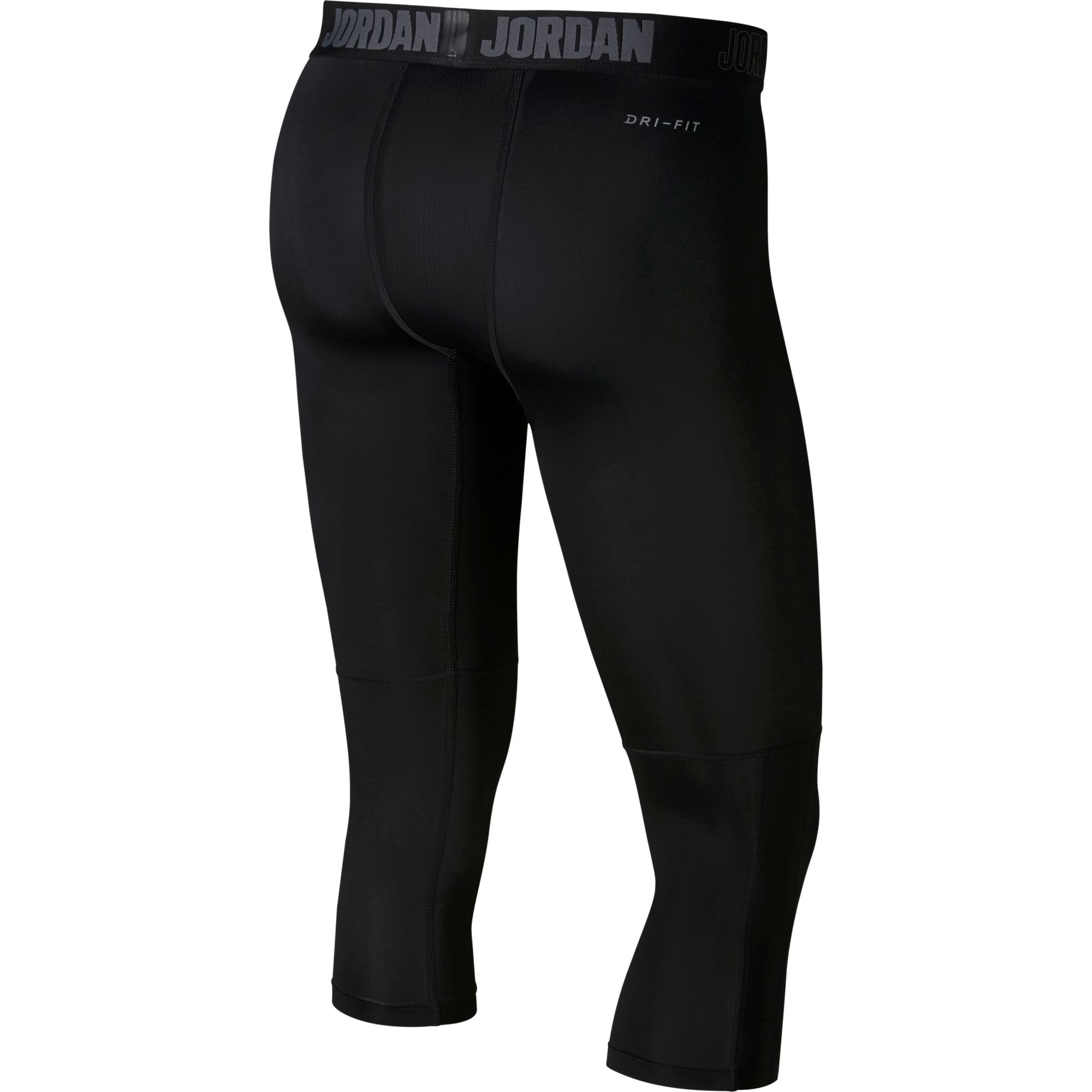 Nike Jordan Dry 23 Alpha 3/4 Training Tights - Black/Dark Grey