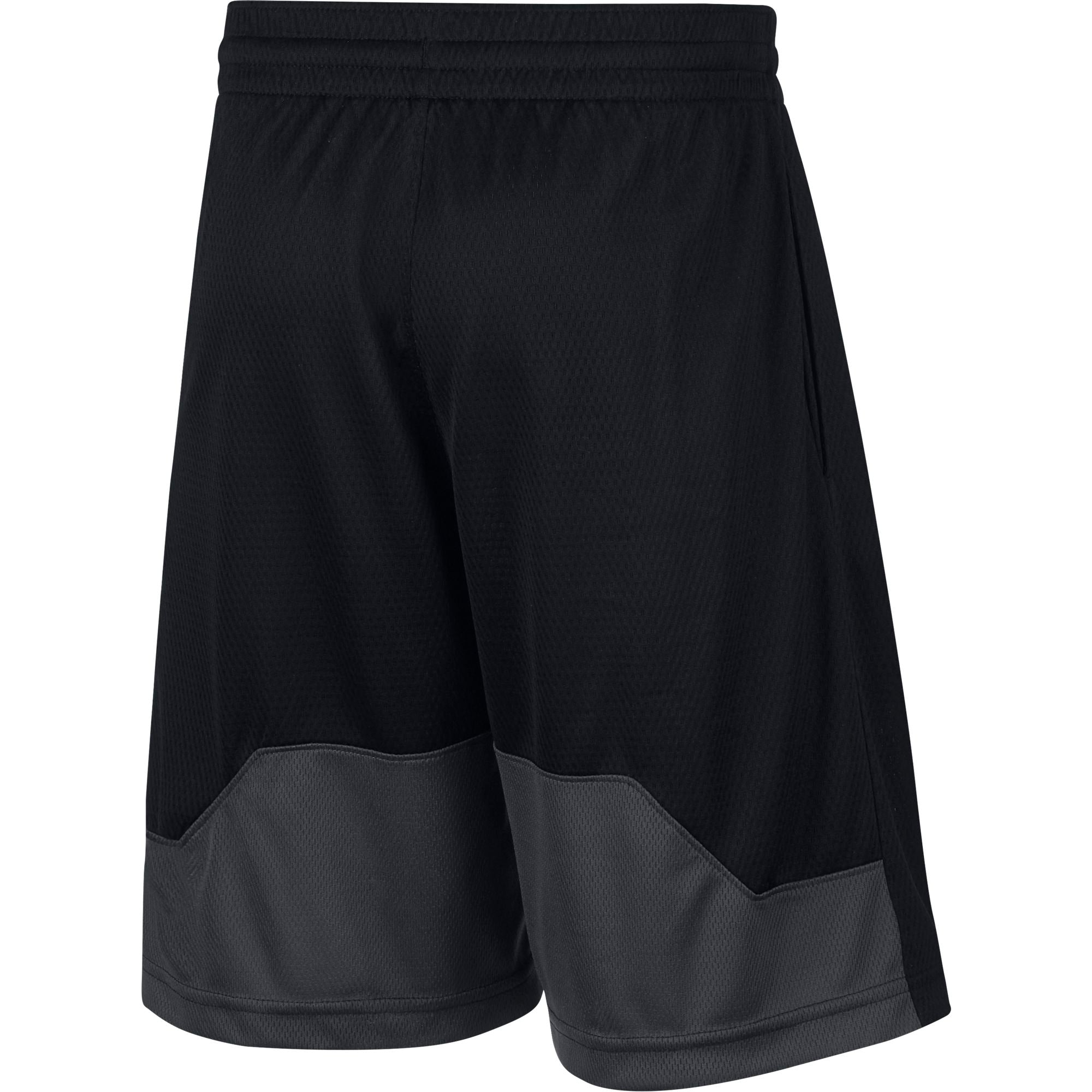 Nike Kids Dry Fit Basketball Shorts - Black/Anthracite/White
