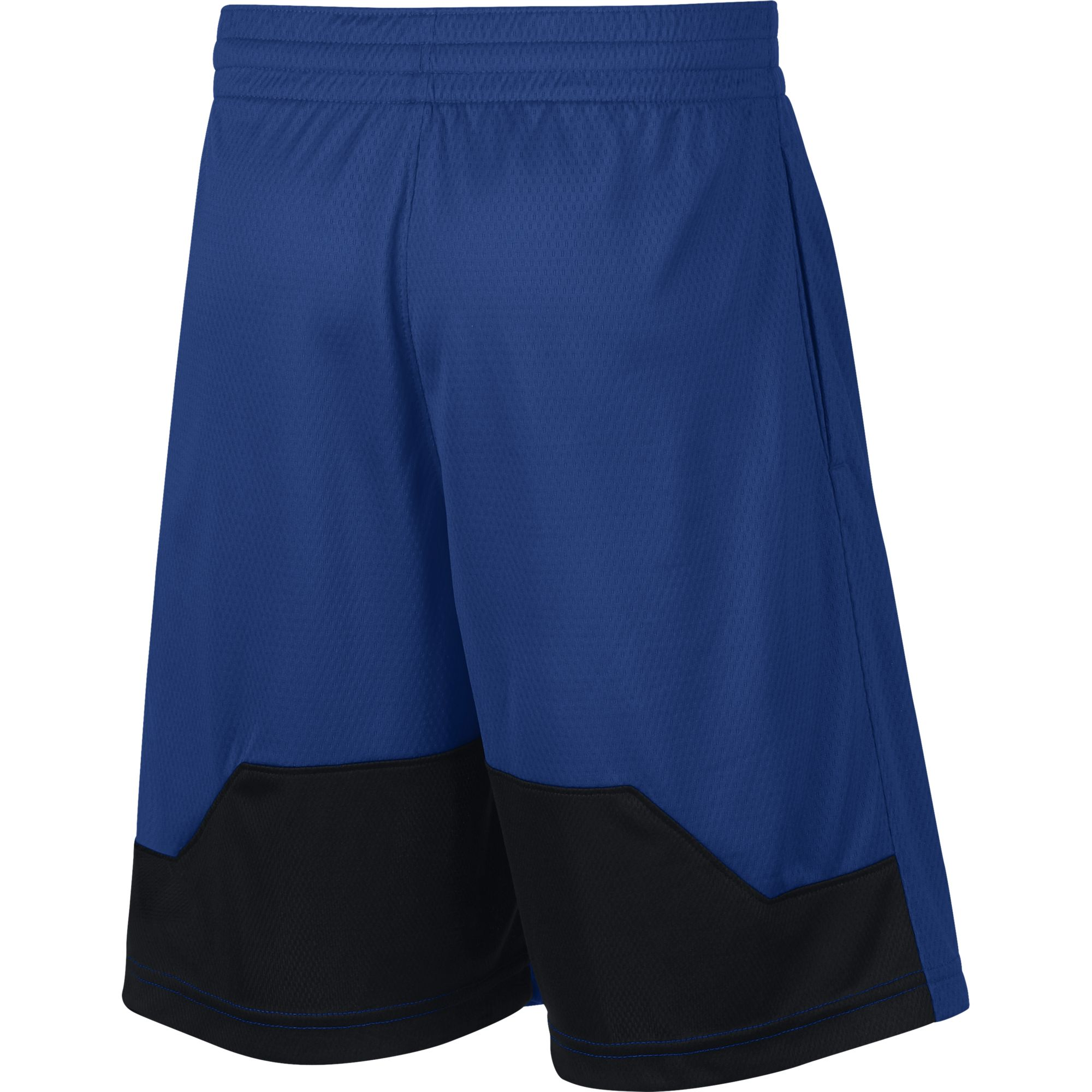 Nike Kids Dry Fit Basketball Shorts - Indigo Force/Black/White