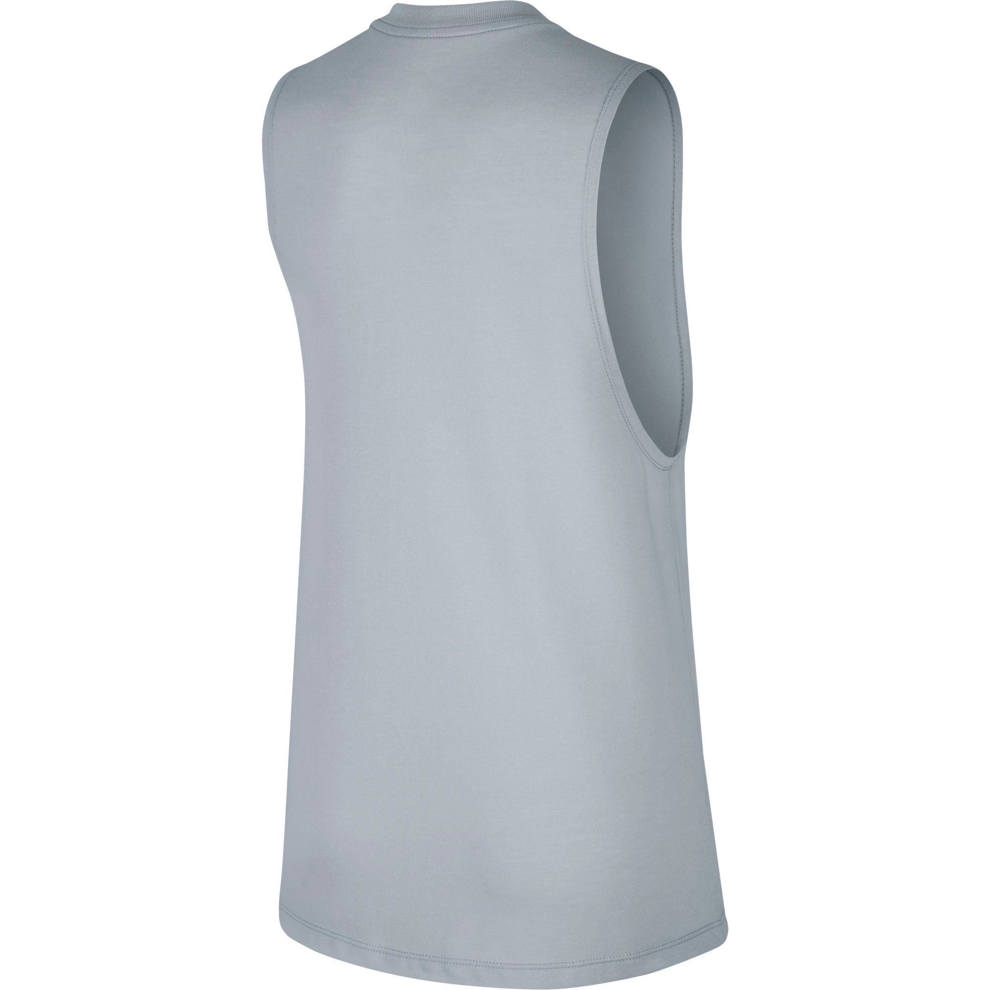 Nike Womens Basketball Dry Tank - Wolf Grey