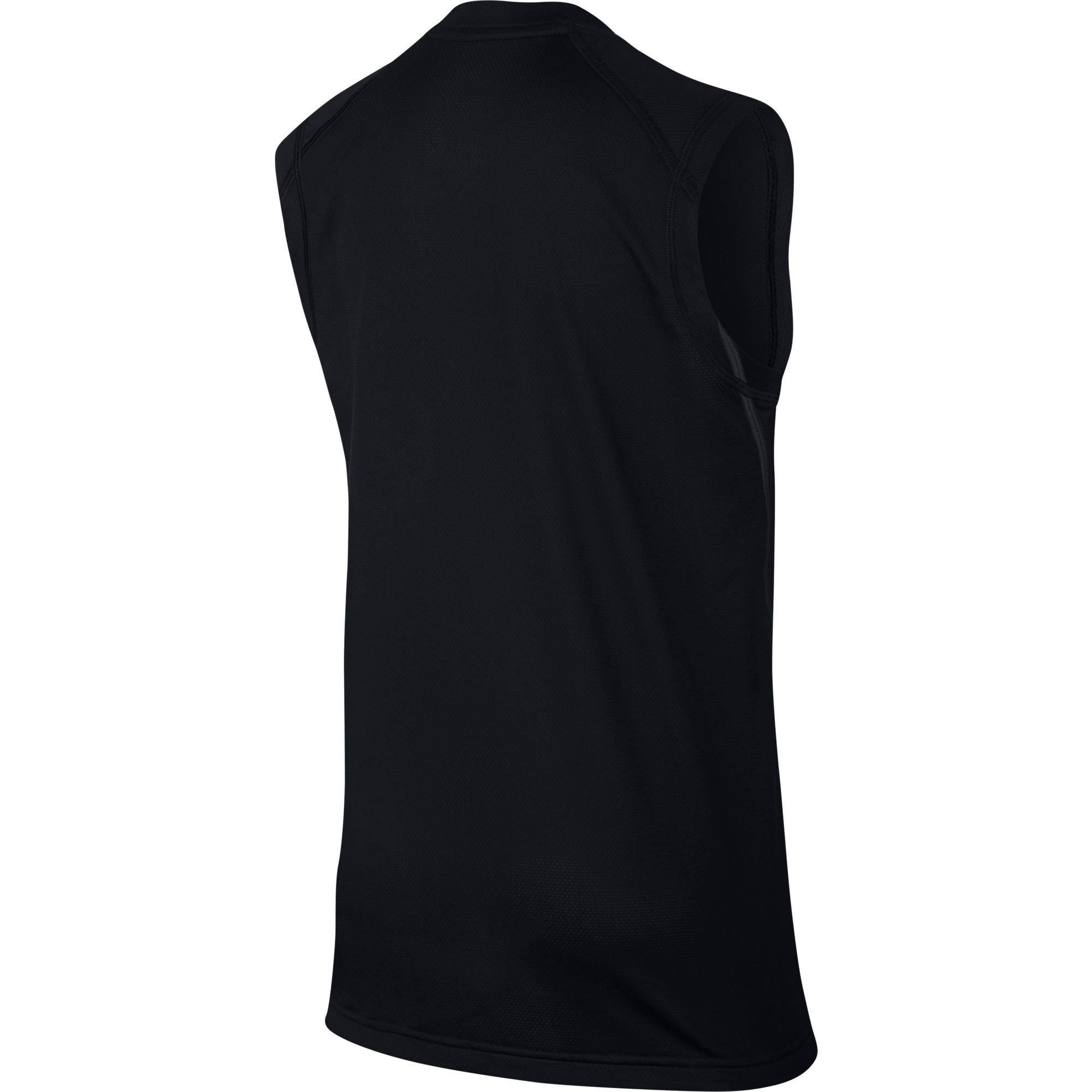 Nike Kids Training Dry Sleeveless Top - Black/Anthracite/Cool Grey