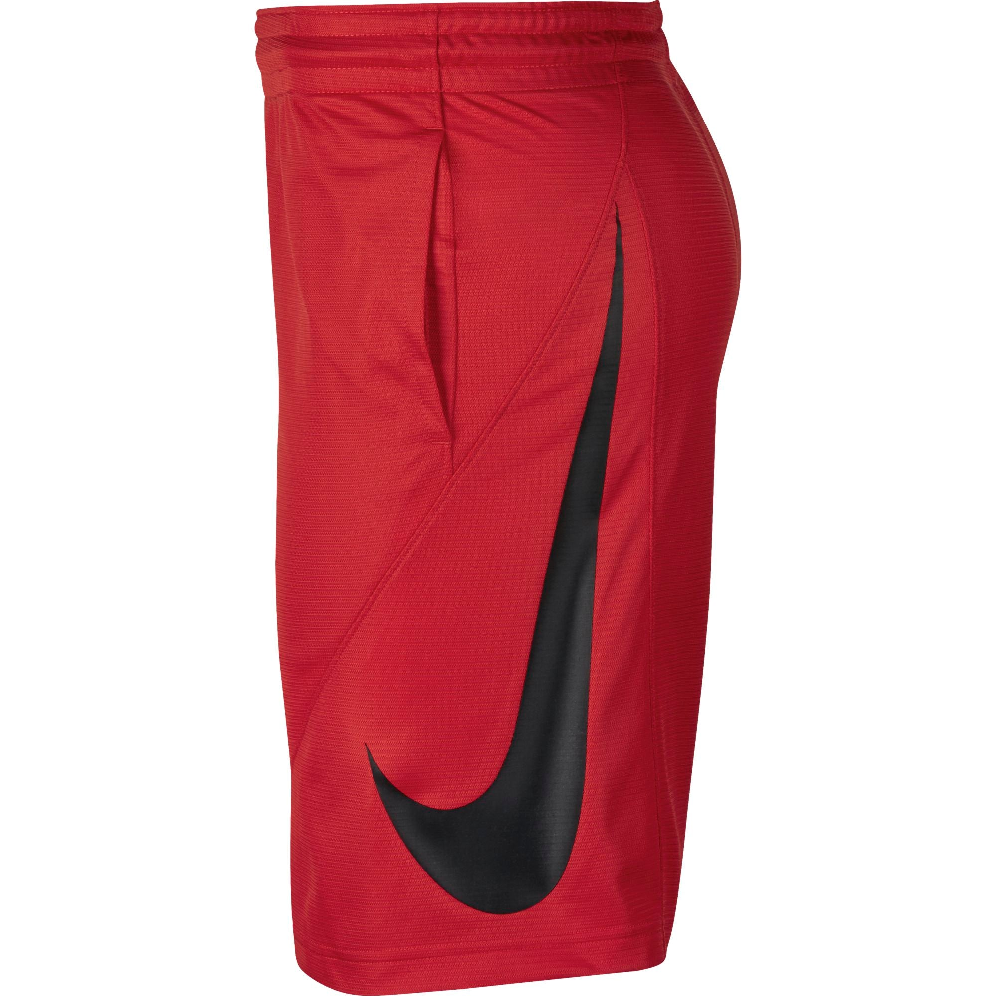 Nike Basketball Dry Fit Swoosh Shorts - University Red/Black