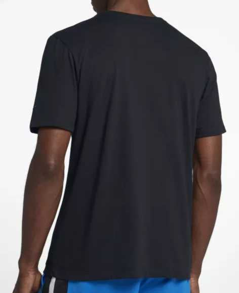 Nike Basketball Dry Just Do It Tee - Black