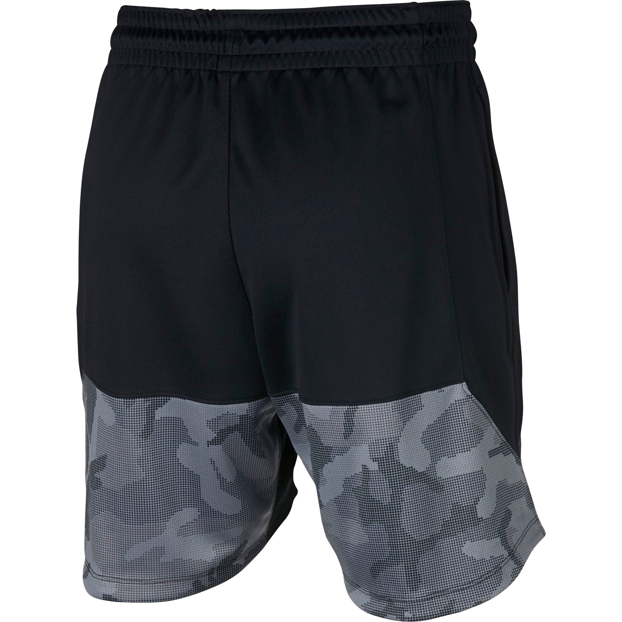 Nike Womens Basketball Elite Shorts - Black/Cool Grey