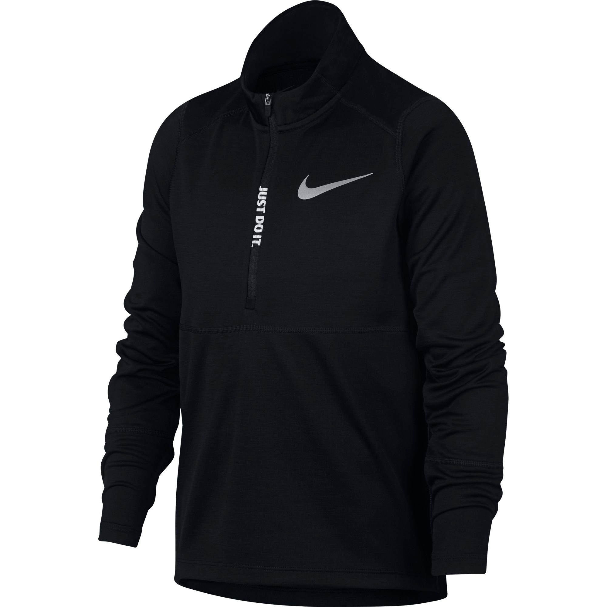Nike Kids Half-Zip Sports Top - NK-939559-010