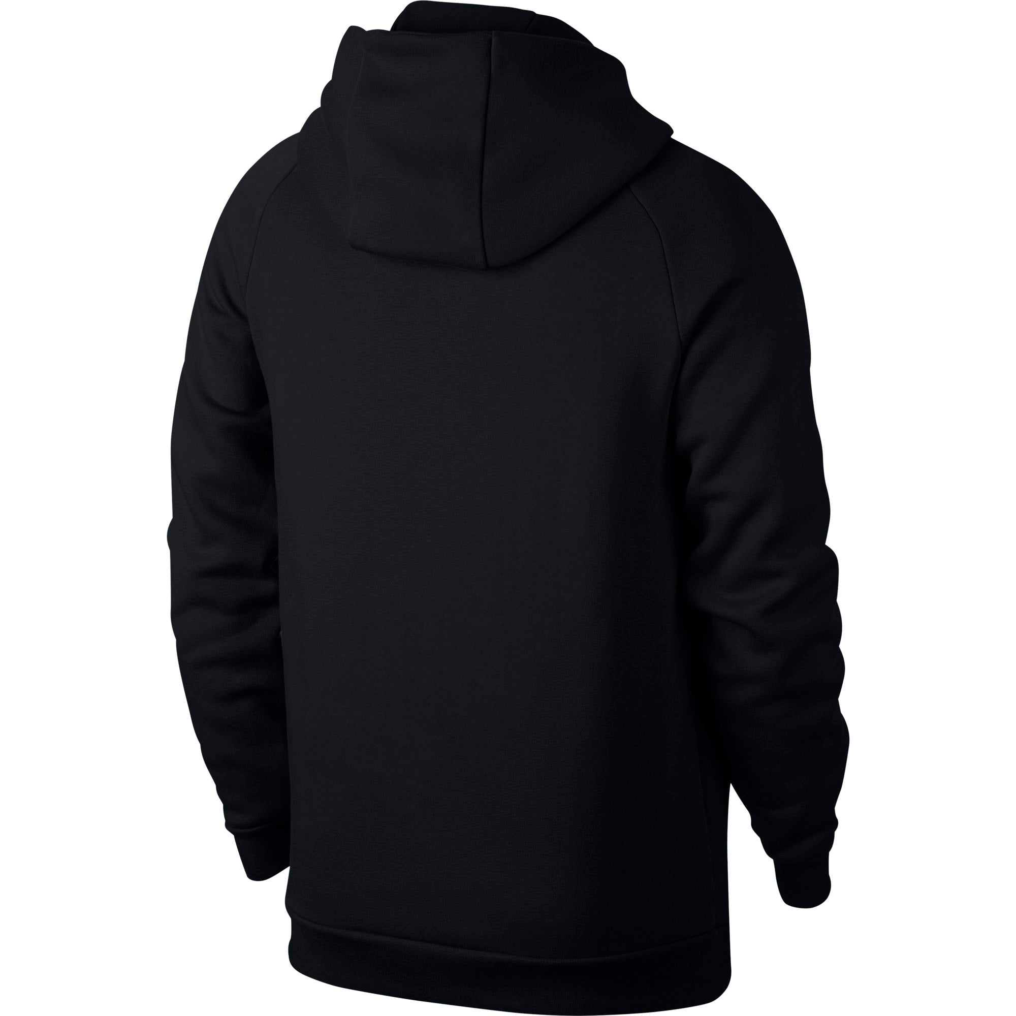 Nike Jordan Jumpman Pullover Fleece Hoodie - Black/White