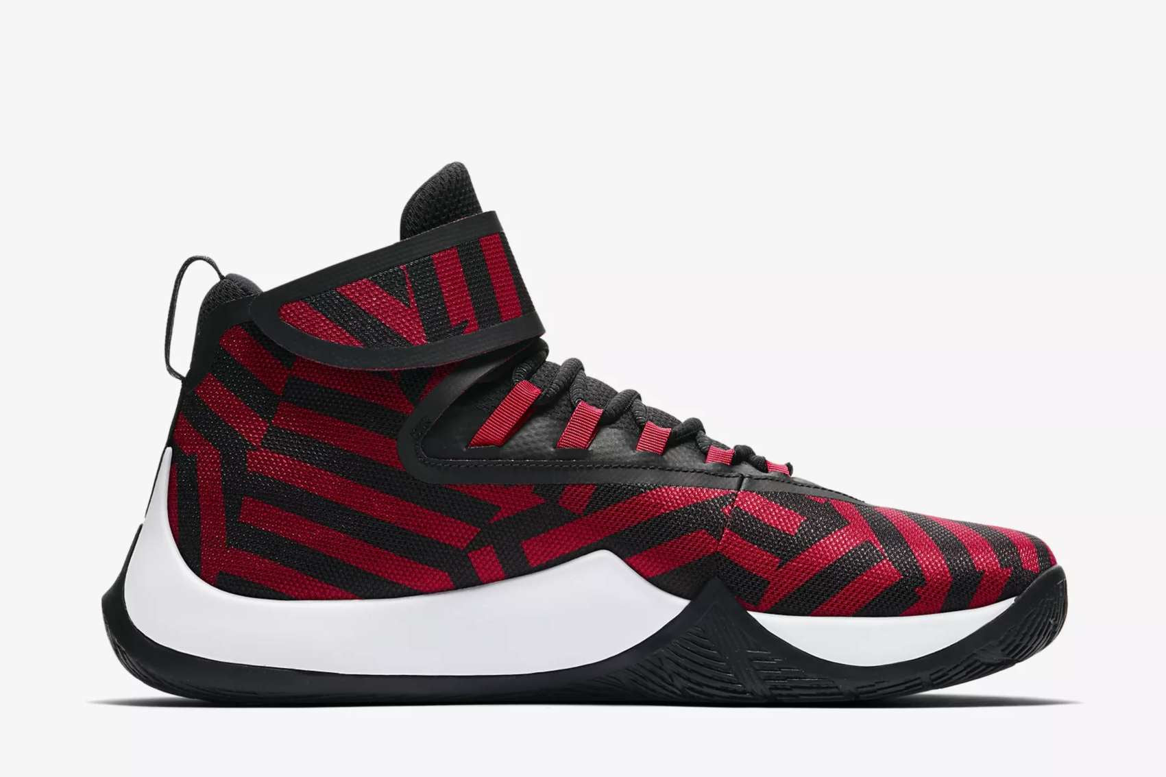 Nike Jordan Fly Unlimited Basketball Boot/Shoe - Gym Red/Black