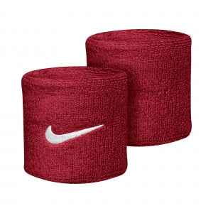 Nike Multi-Pack Wristbands - Red/(White)-One Size NK-AC0009-648