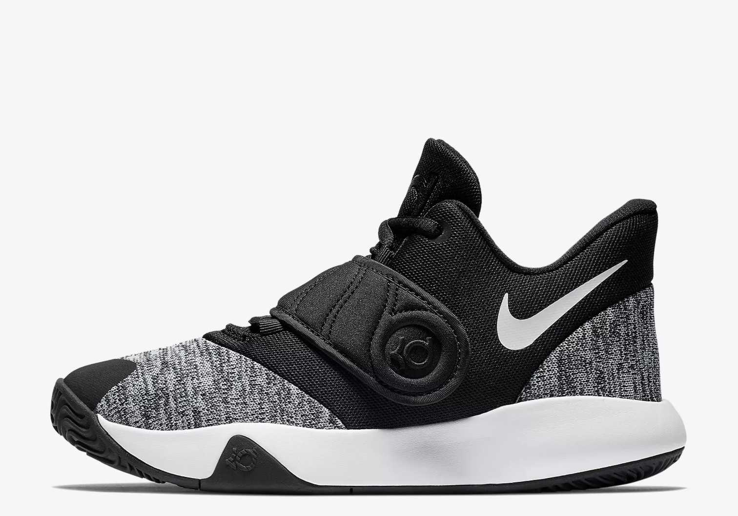 Nike Kids KD Trey 5 VI Basketball Grade-School Shoe - NK-AH7172-001