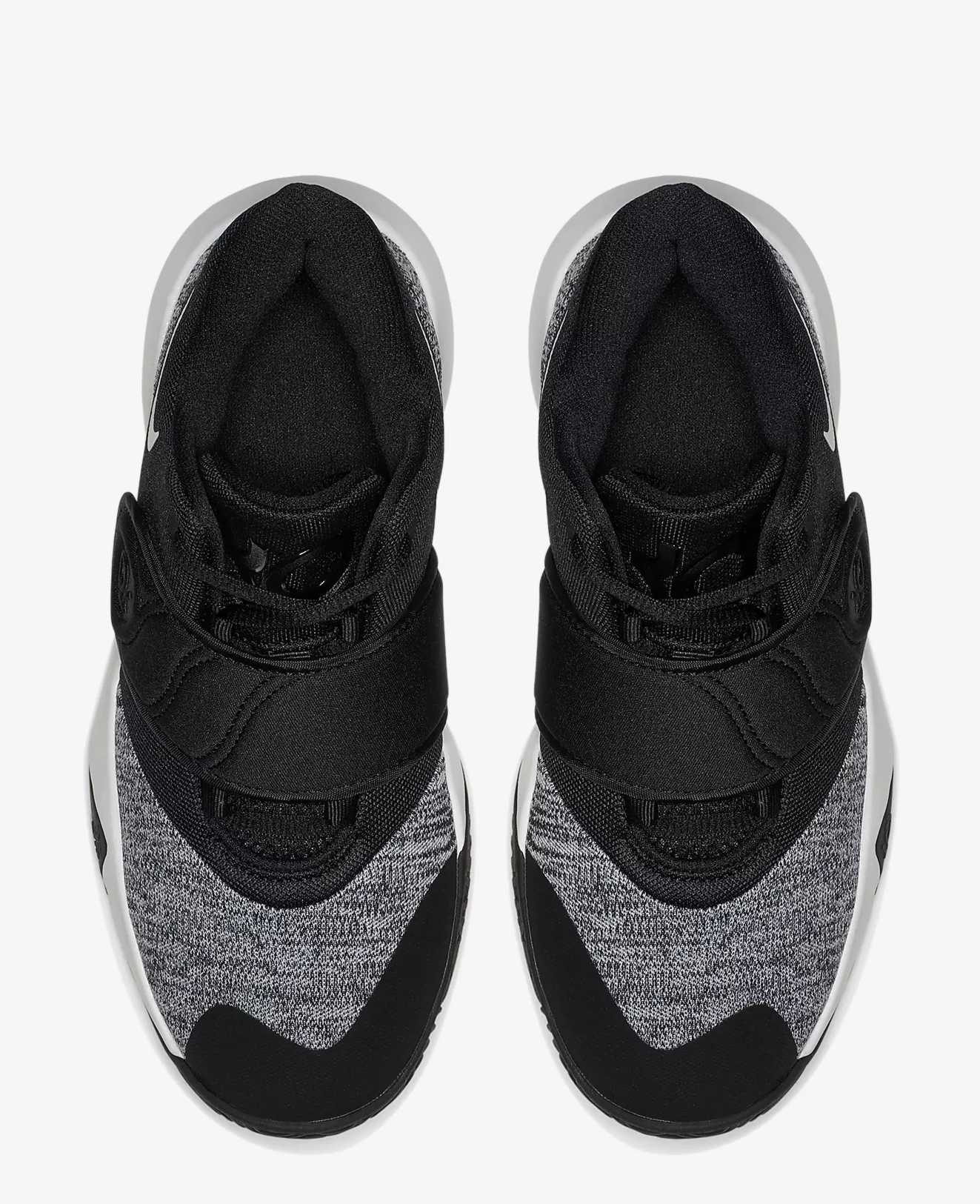 Nike Kids KD Trey 5 VI Basketball Grade-School Shoe - Black/White