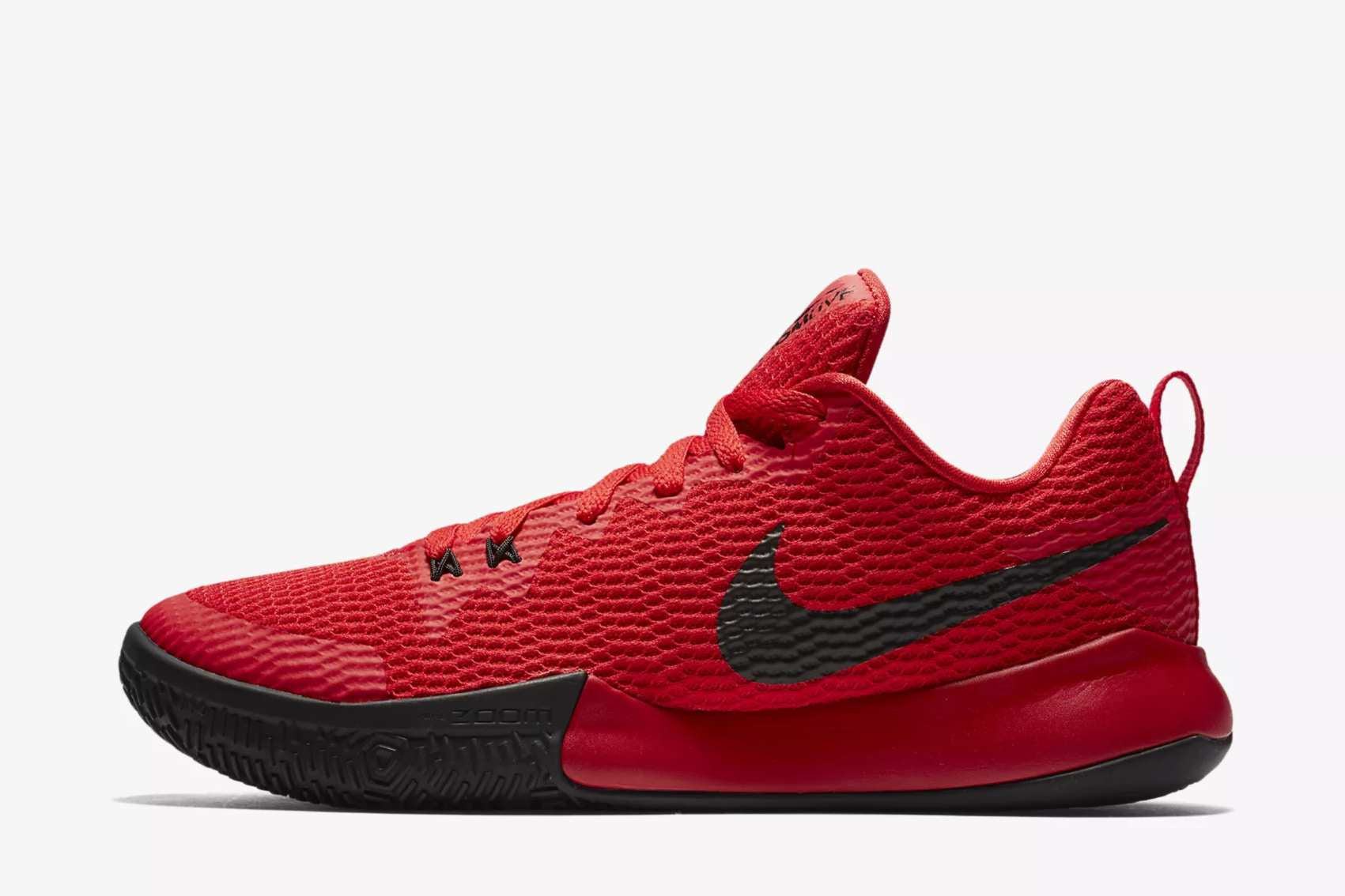 Nike Basketball Zoom Live II Basketball Shoe - NK-AH7566-600