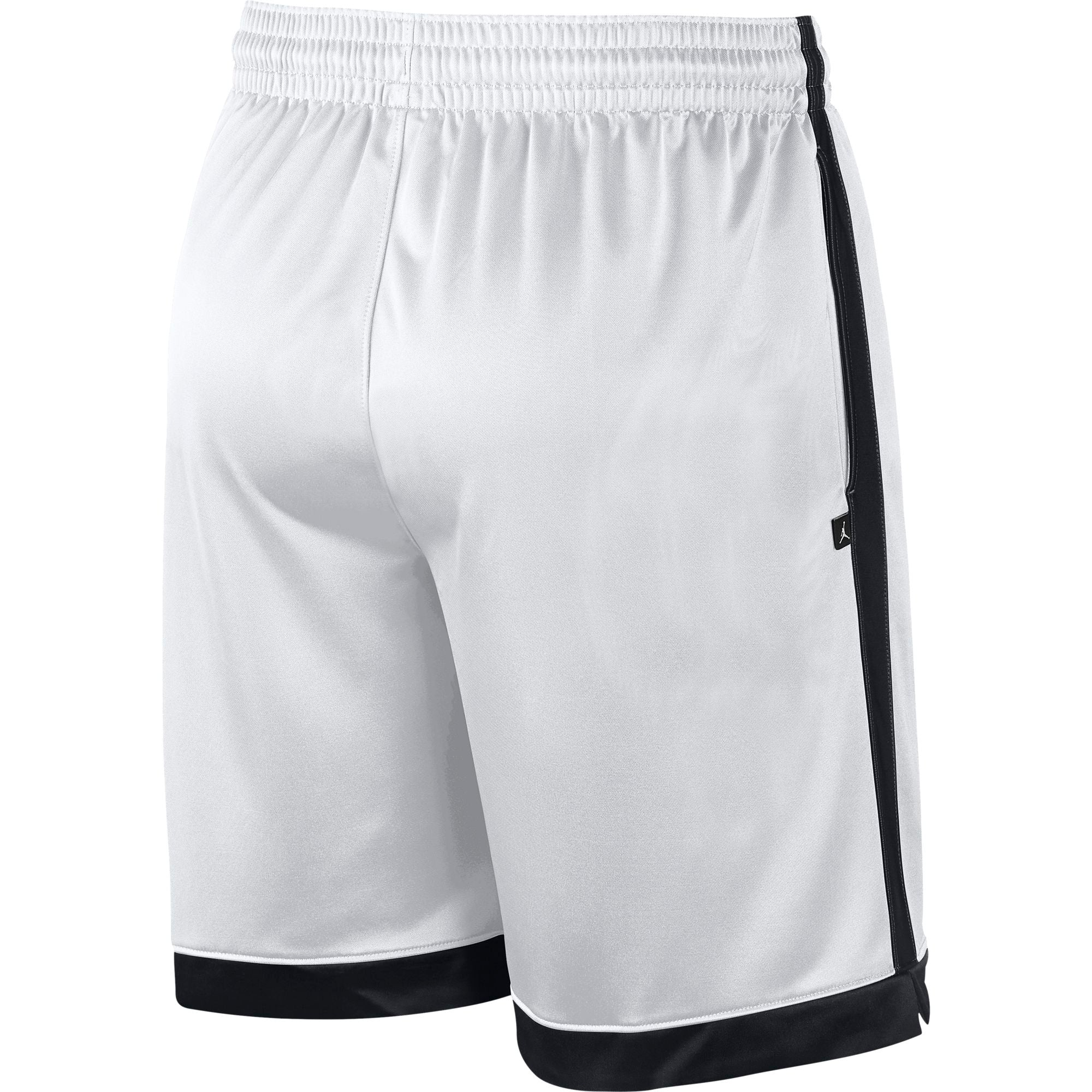 Nike Jordan Shimmer Basketball Shorts - White/Black