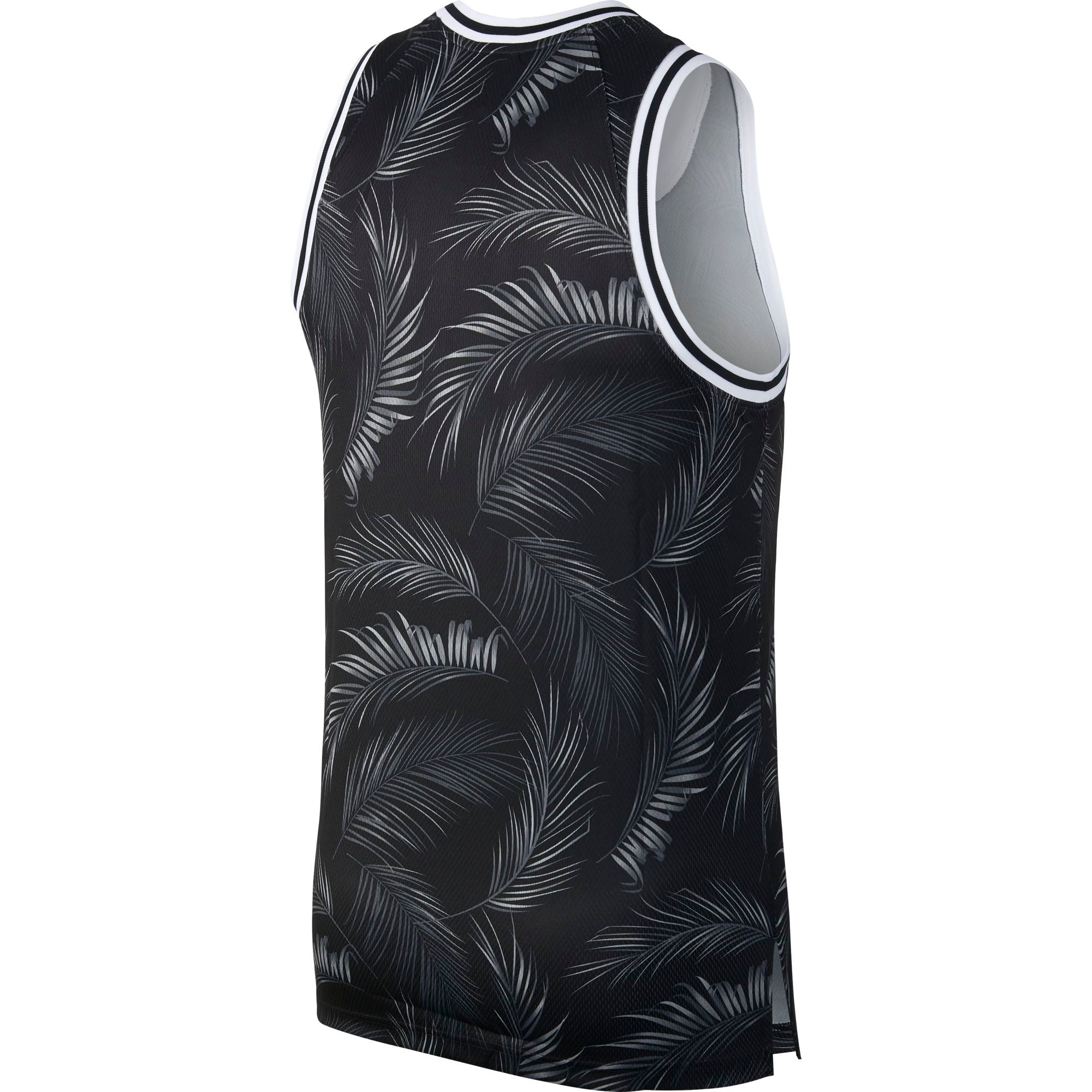 Nike Basketball Dri-fit DNA Jersey - Black/White