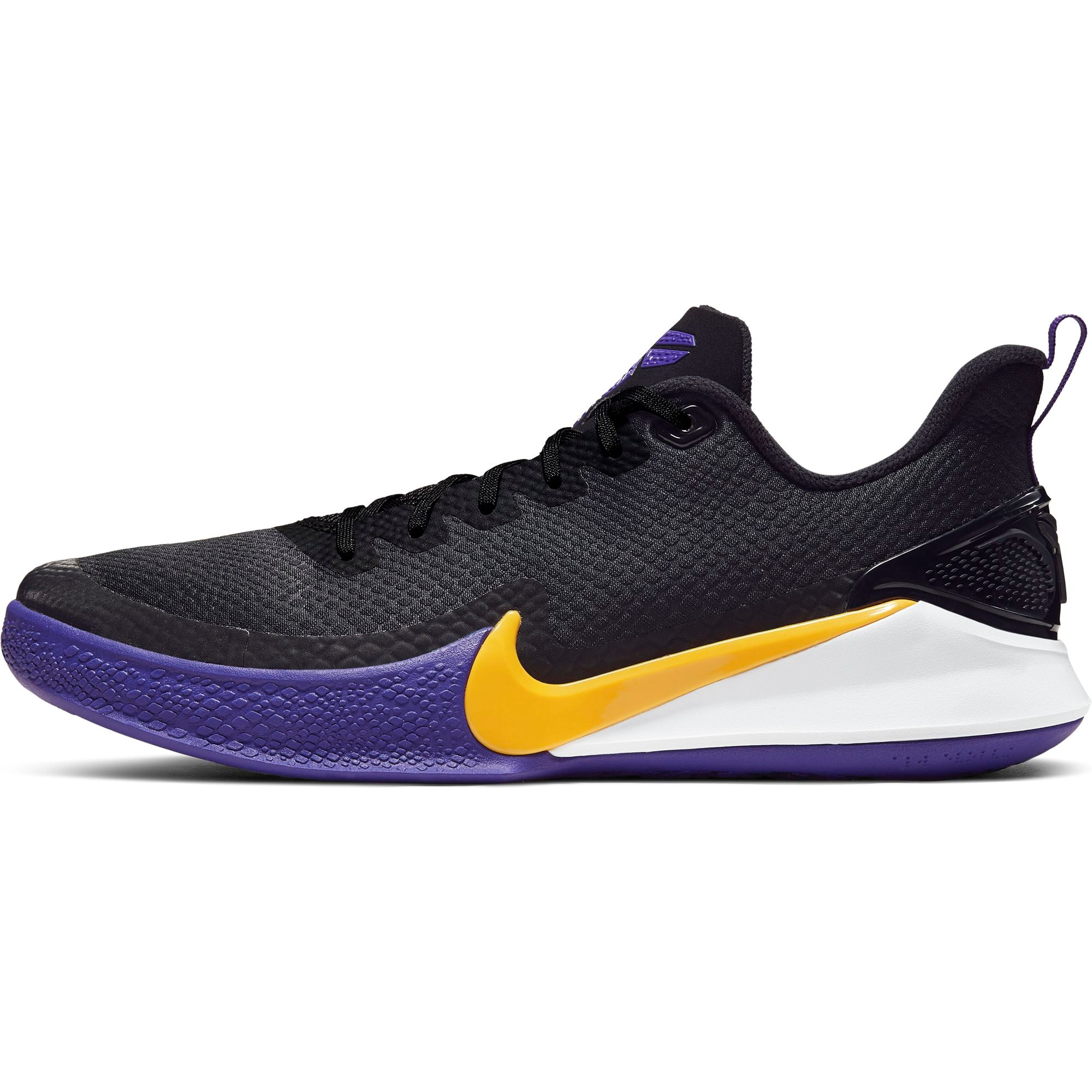 Nike Basketball Mamba Focus Low Basketball Shoe - NK-AJ5899-005