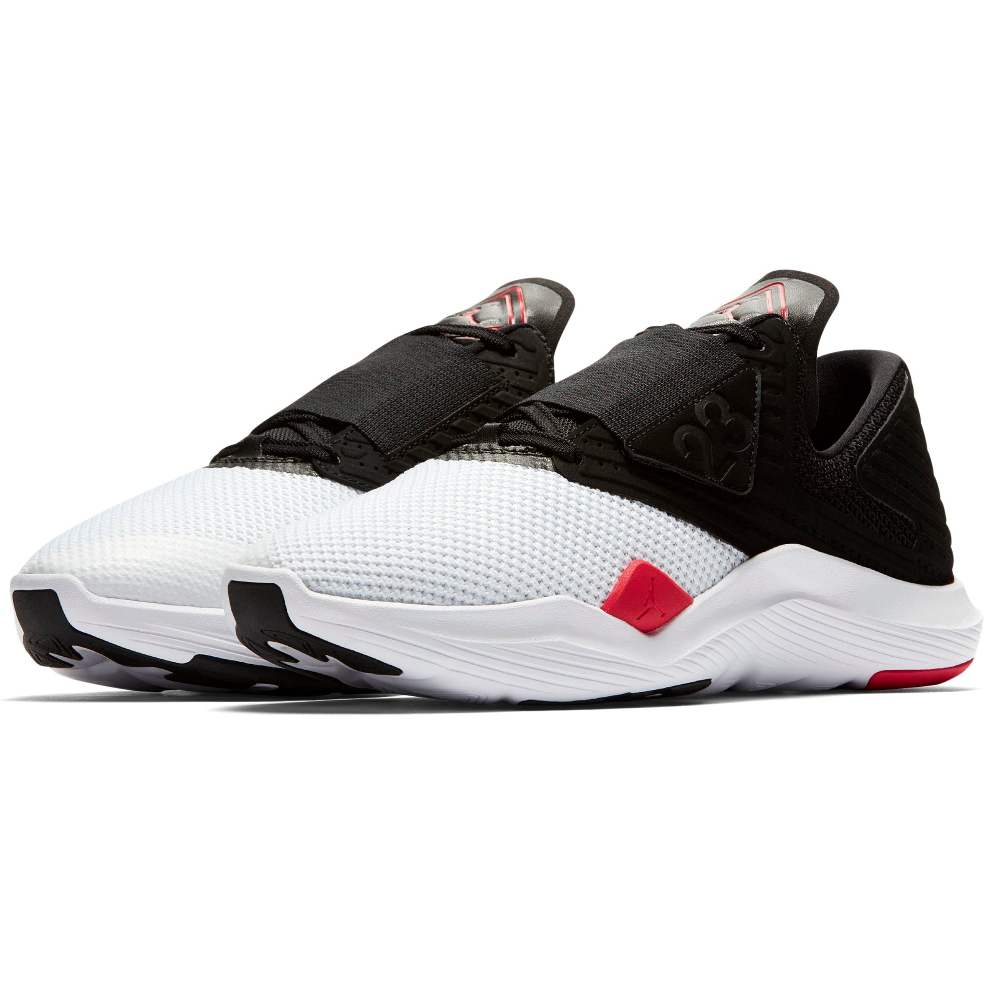 Nike Jordan Training Relentless Training Shoe - White/Black/University Red