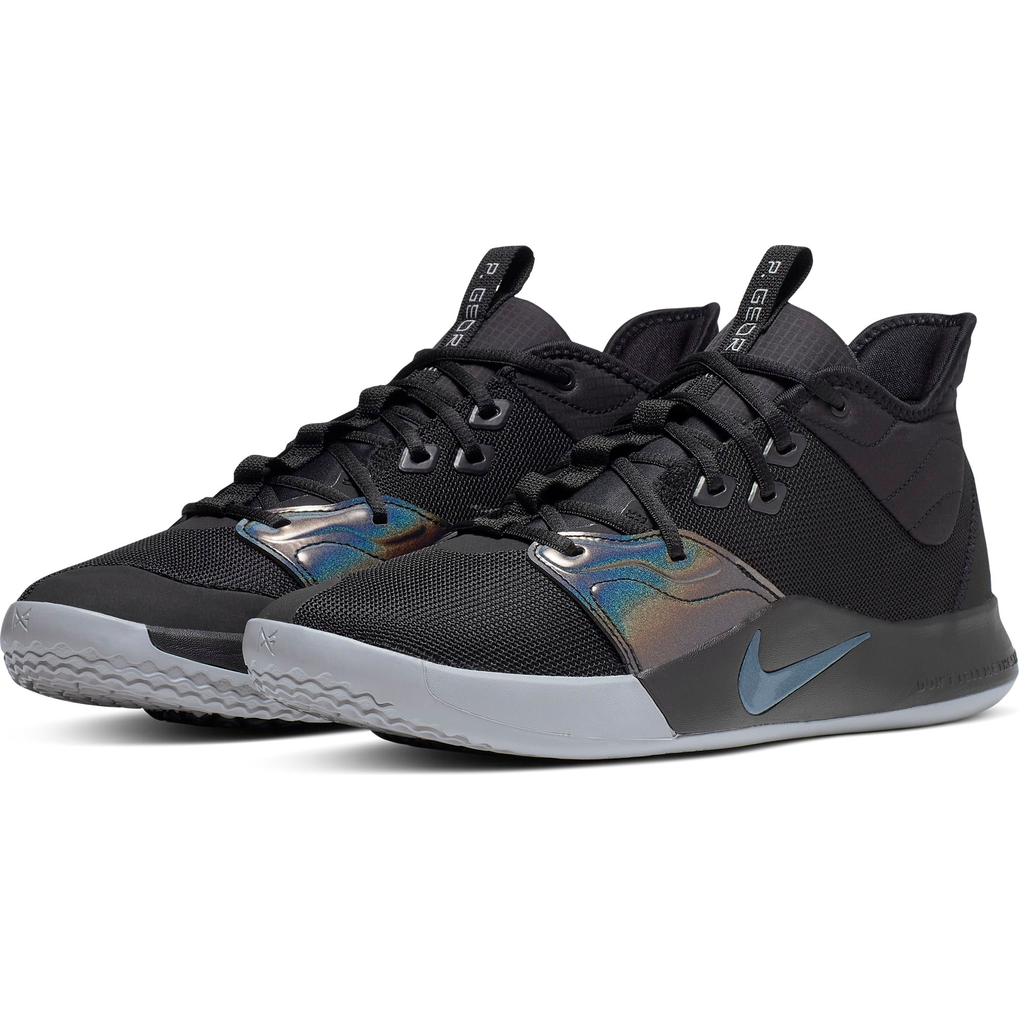 Nike PG 3  Basketball Shoe - Black