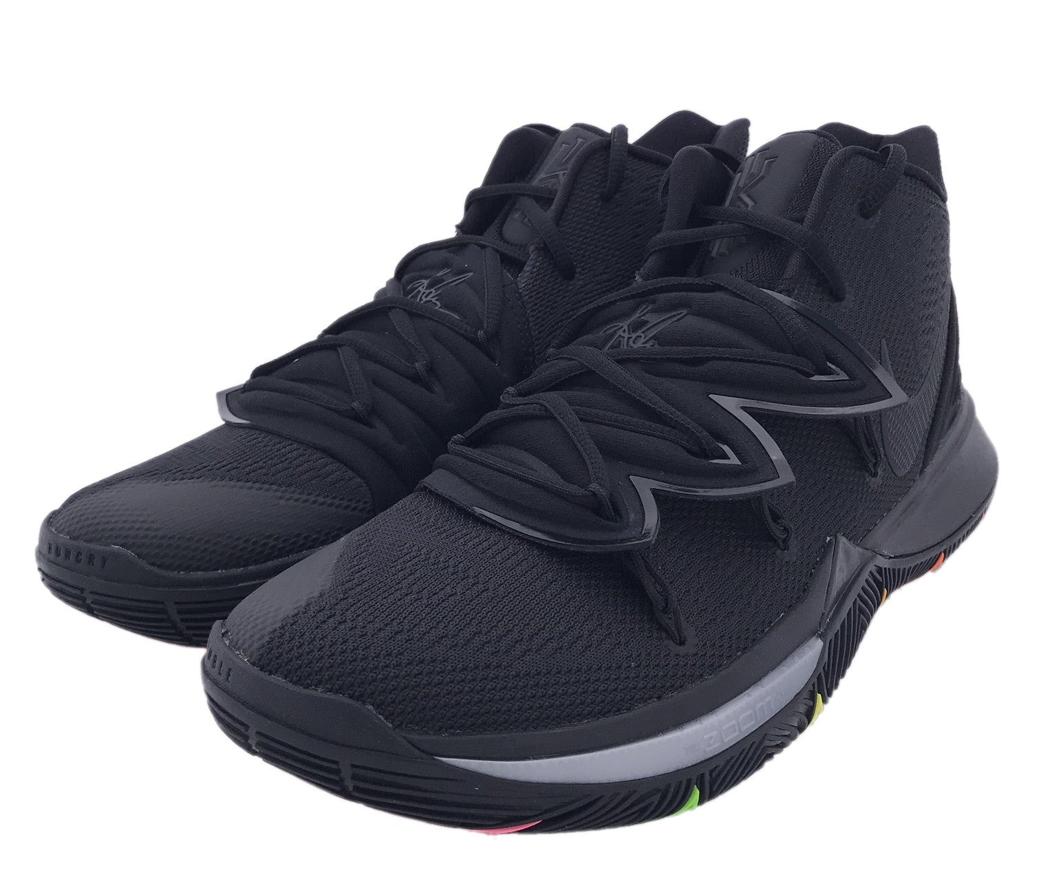 Nike Kyrie 5 Basketball Boot/Shoe - Black/Black/Black
