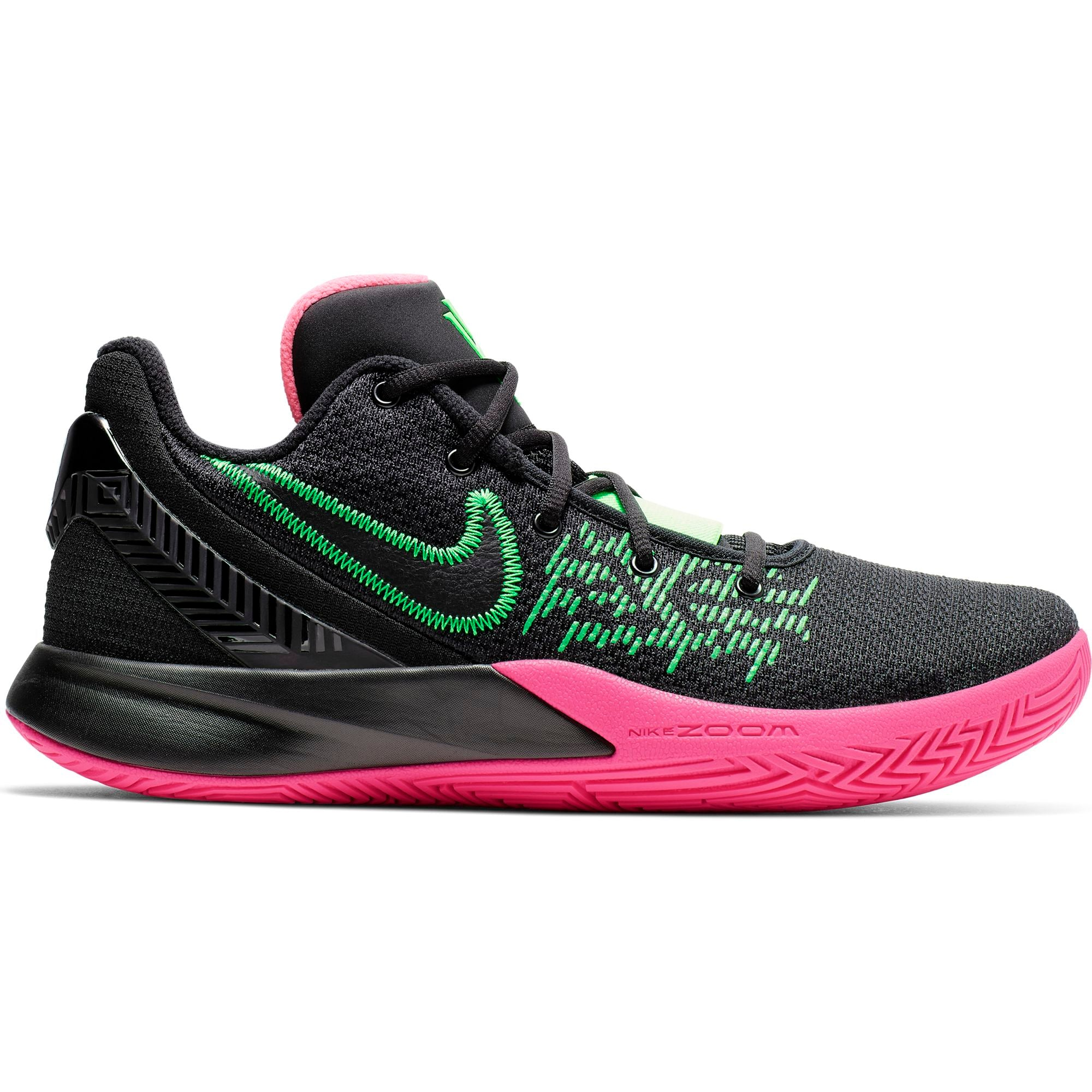 Nike Kyrie Flytrap II  Basketball Boot/Shoe - Black/Hyper Pink/Rage Green