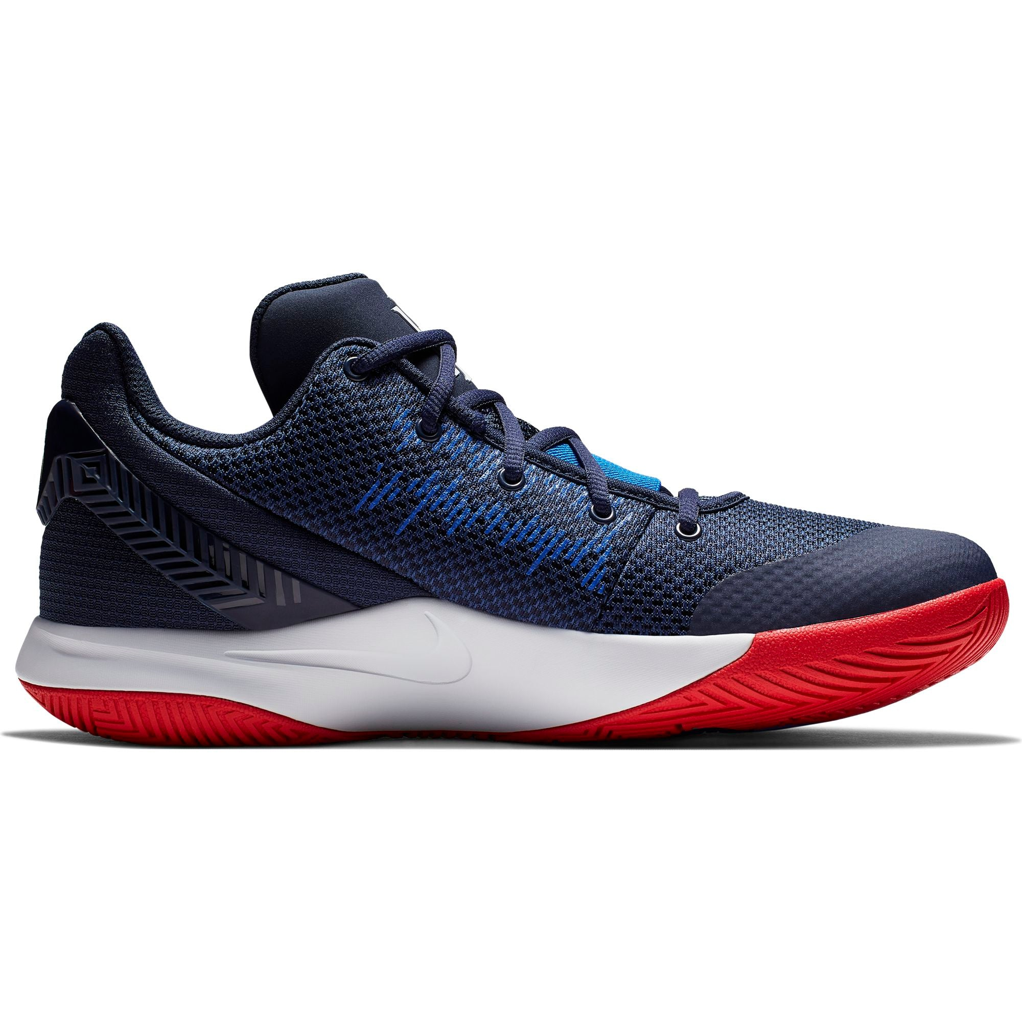 Nike Kyrie Flytrap II  Basketball Boot/Shoe - Obsidian/Black/University Red/Game Royal