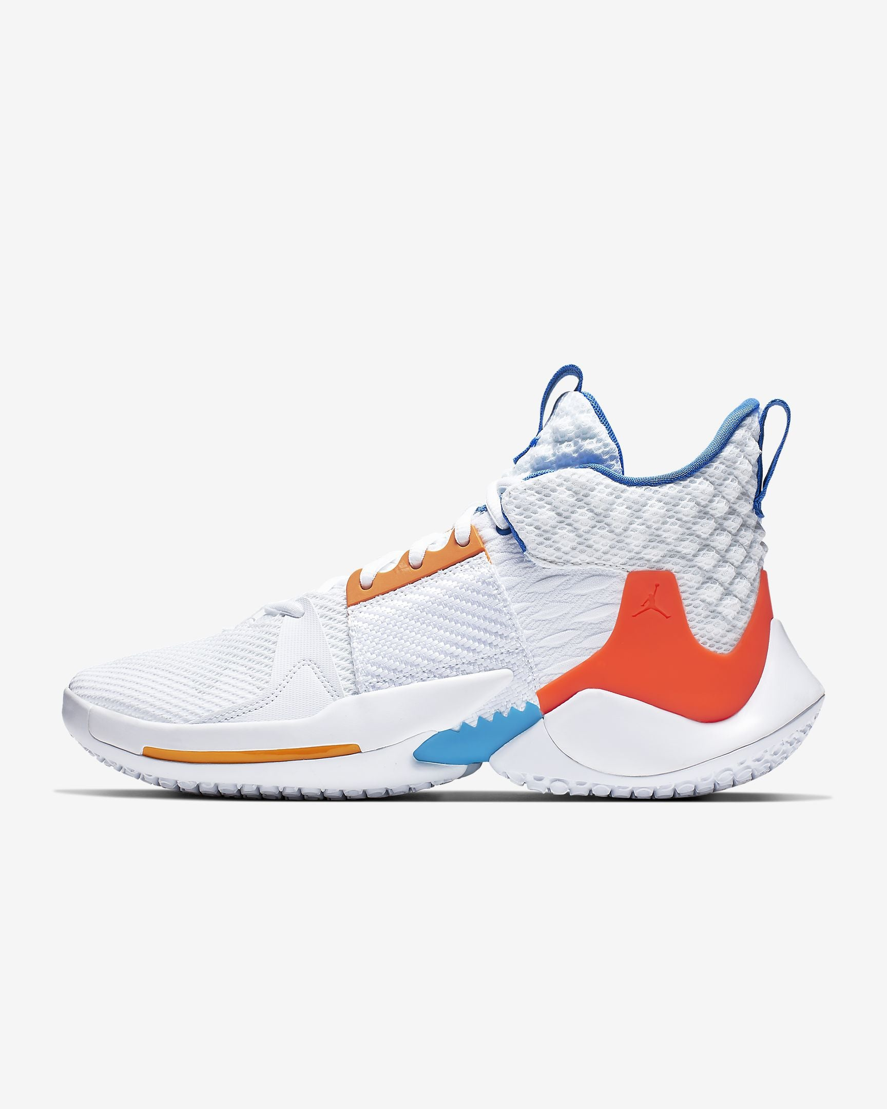 Nike Jordan Why Not Zer0.2 Basketball Boot/Shoe NK-AO6219-100