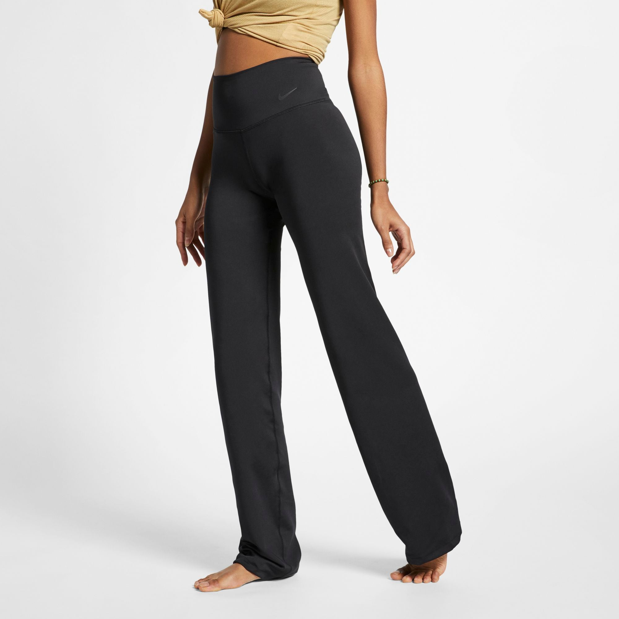 Nike Womens Power Training Pants - Black