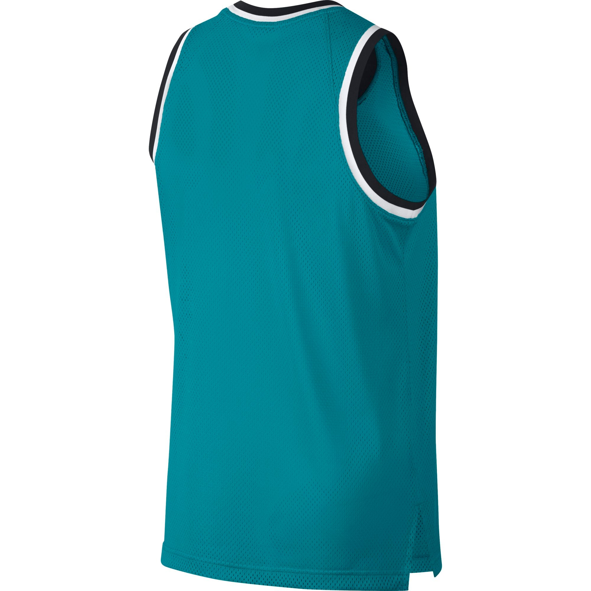 Nike Basketball Dri-fit Classic Jersey - Spirit Teal/University Red
