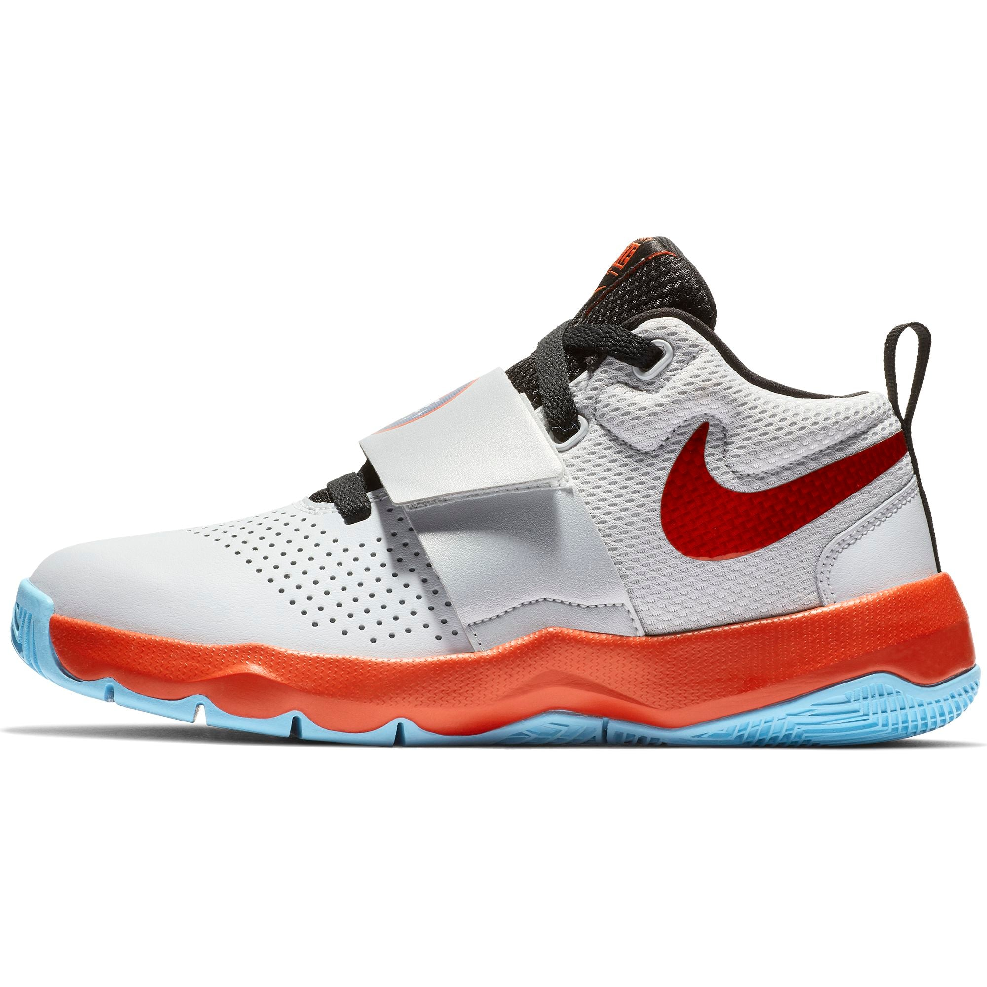 Nike Kids Team Hustle D 8 SD Basketball Boot/Shoe - NK-AR0263-001