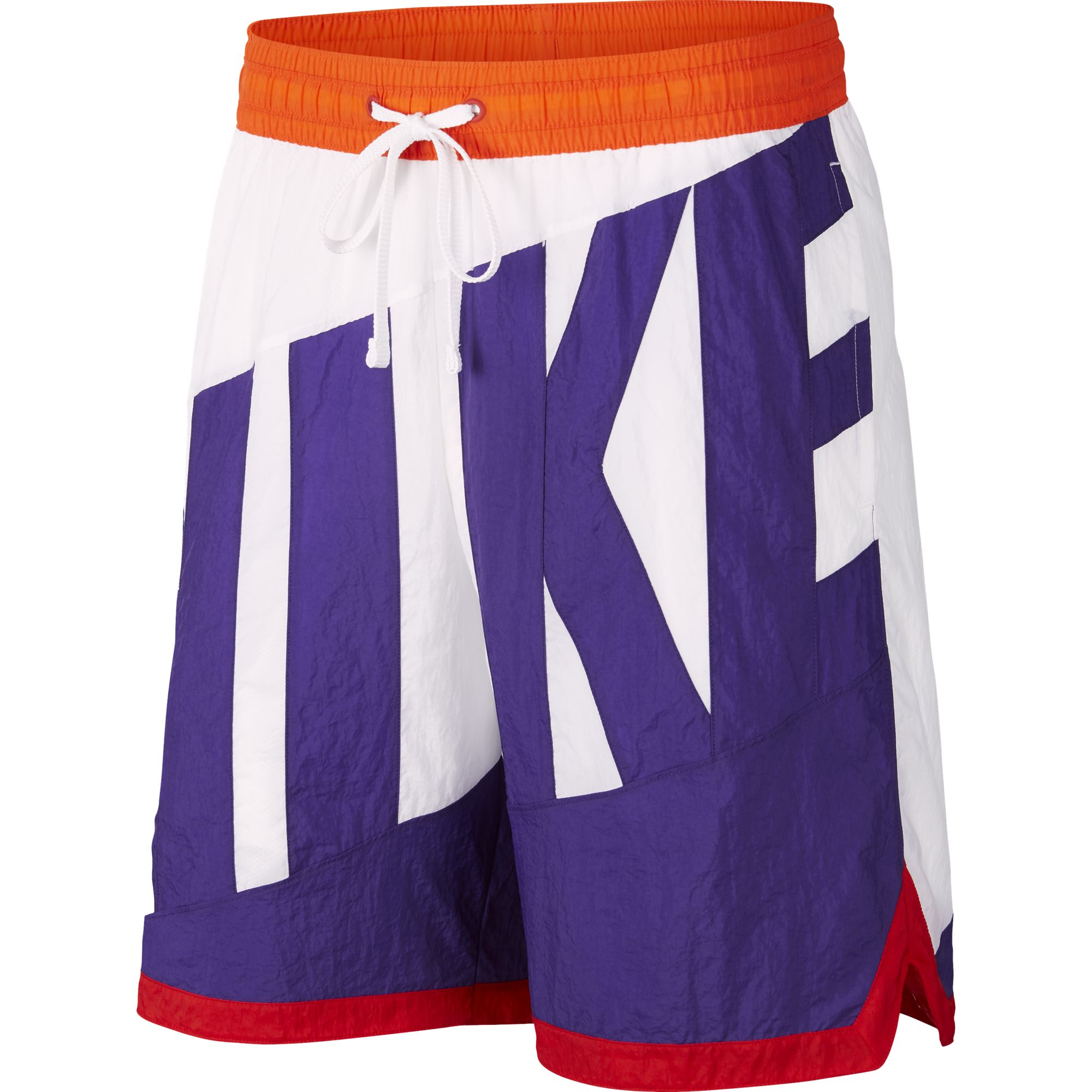 Nike Basketball Dri-fit Throwback Shorts - NK-AT3165-104