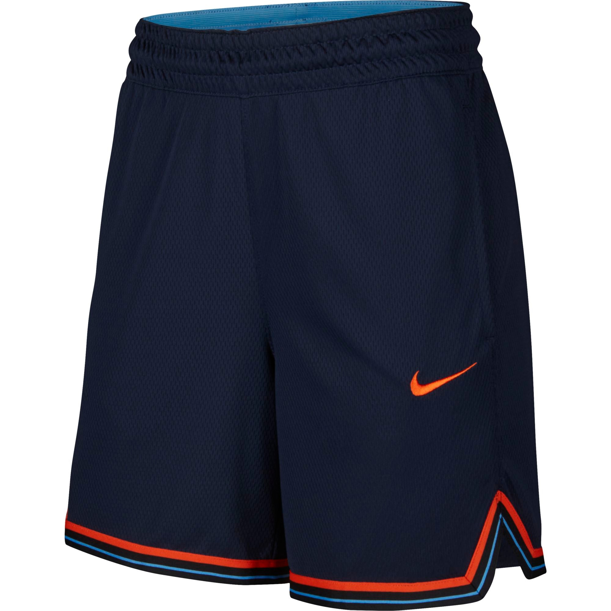 Nike Womens Basketball Authentic Trim Shorts - NK-AT3283-451