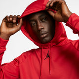Nike Jordan 23 Alpha Therma Hoodie - Gym Red/Black