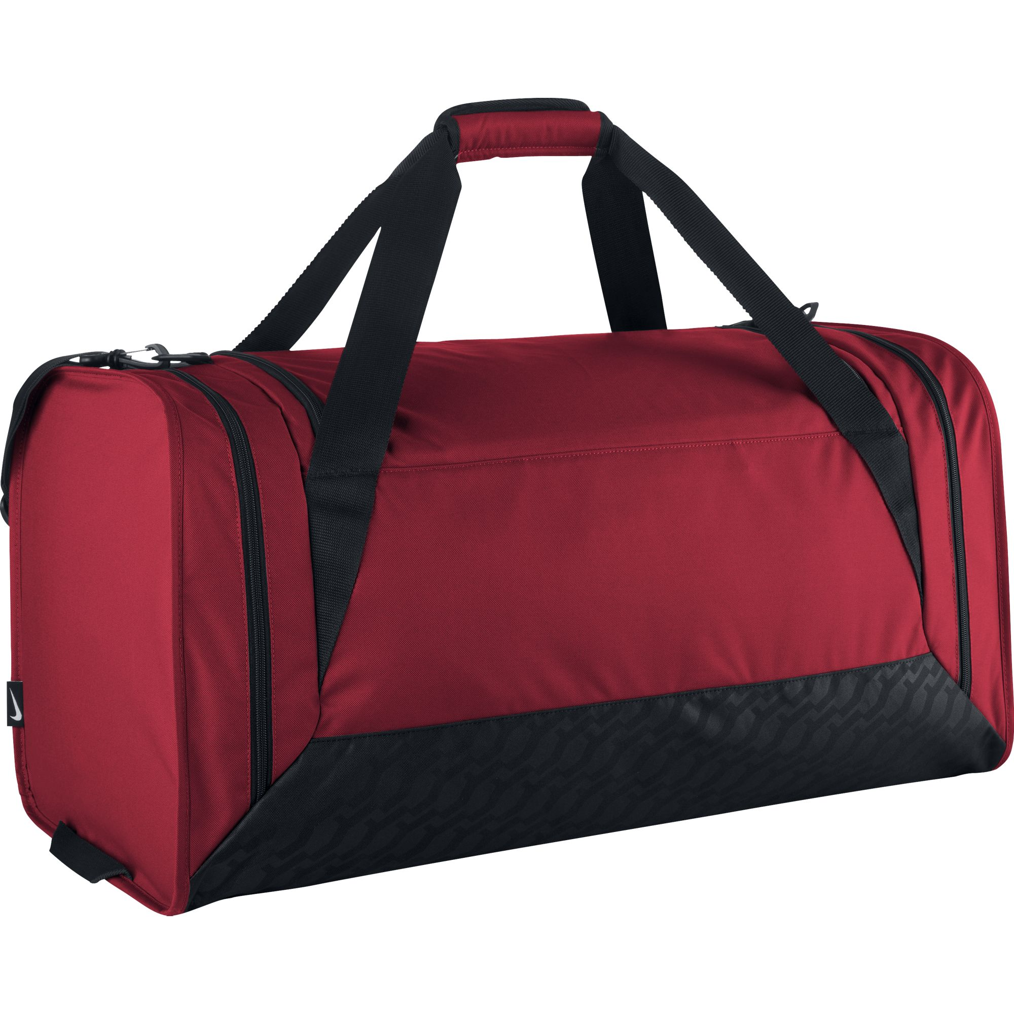 Nike Brasilia 6 Large Grip/Duffel - Gym Red/Black/White