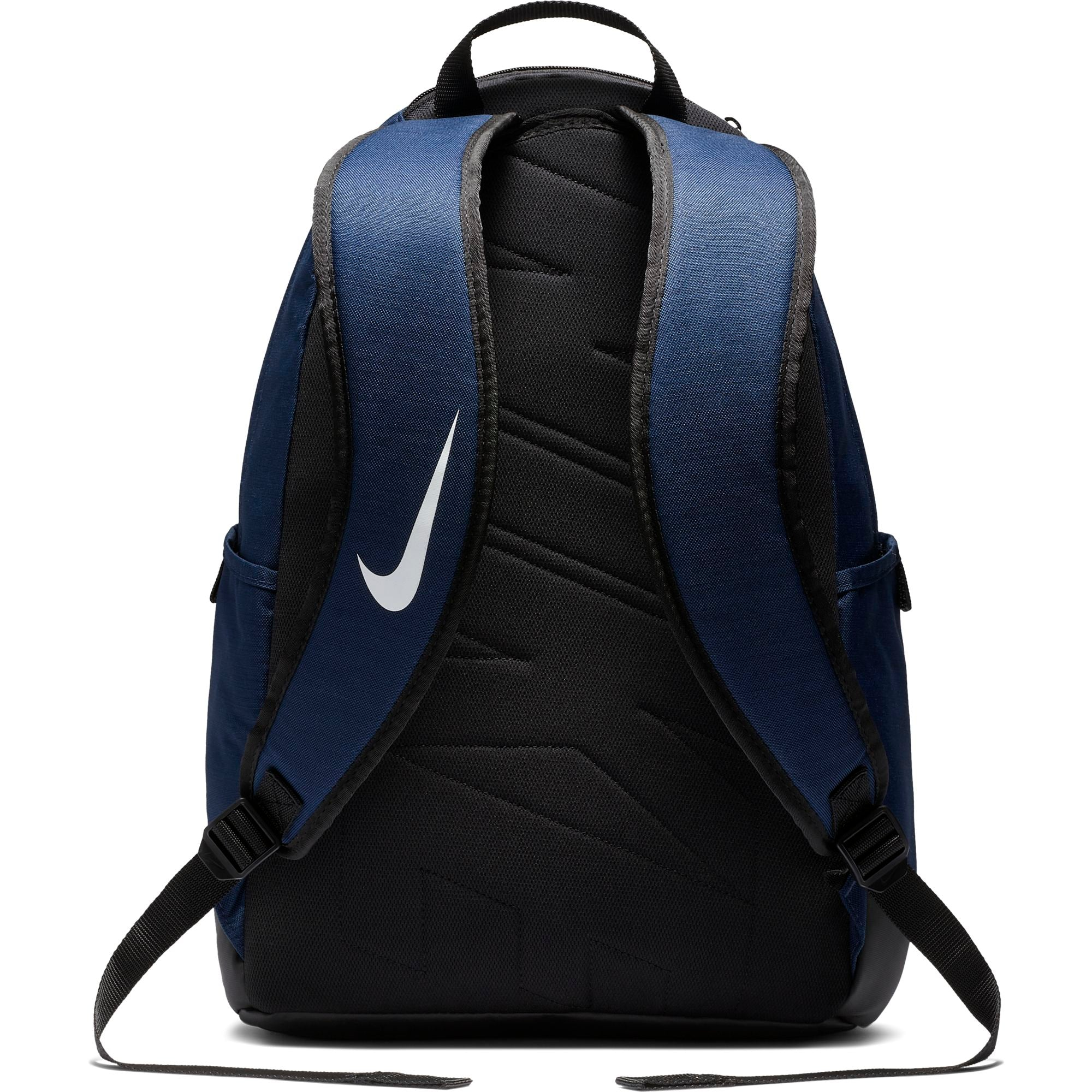 Nike Brasilia Backpack (Extra Large) - Midnight Navy/Black/White