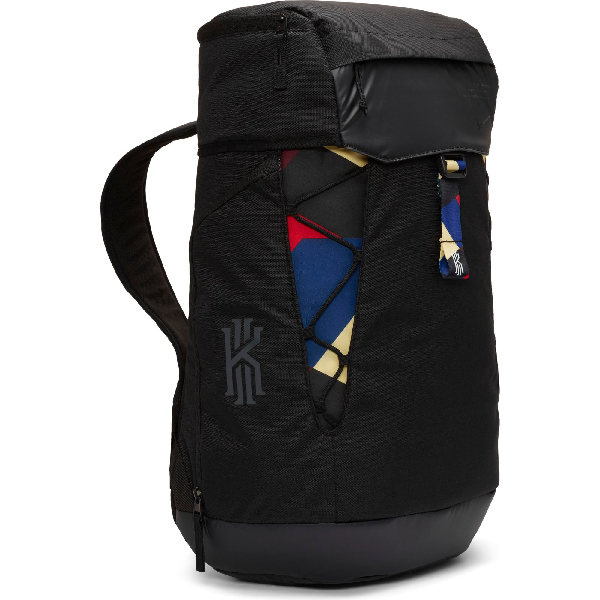 Nike Kyrie Backpack - Black/Dark Smoke Grey