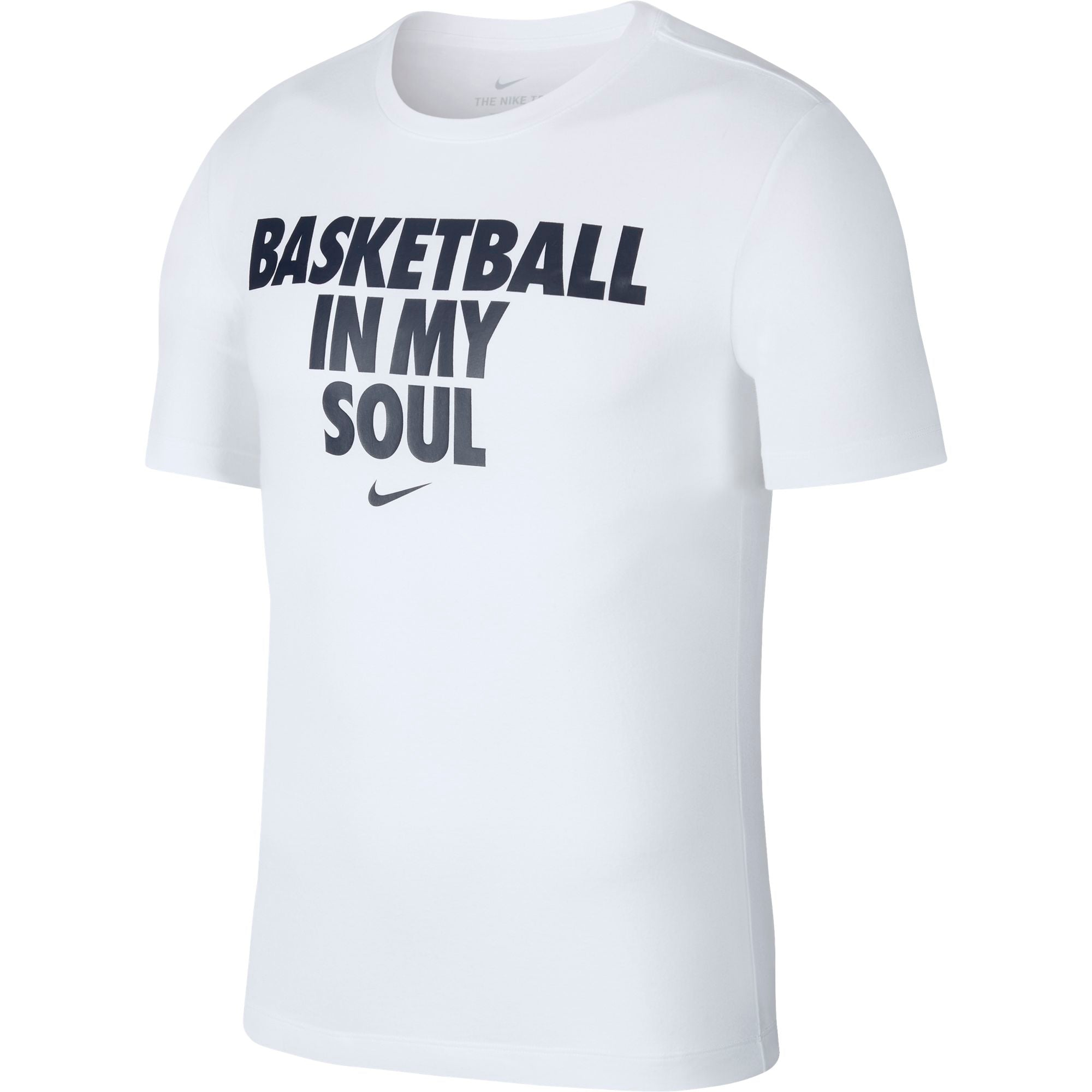 Nike Basketball Dri-Fit Tee - NK-BQ3645-100