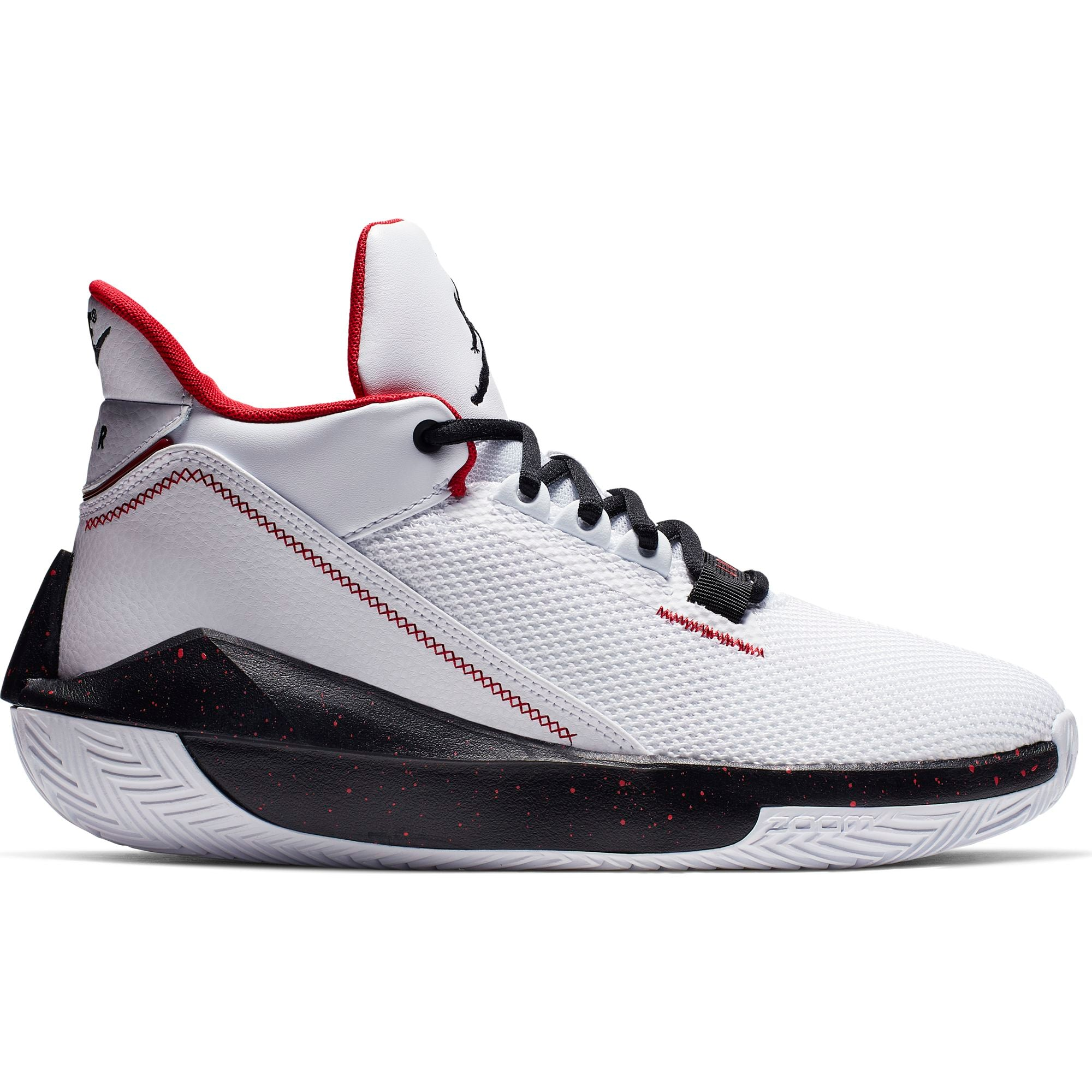 Nike Jordan 2x3 Basketball Boot/Shoe - White/Black/Gym Red