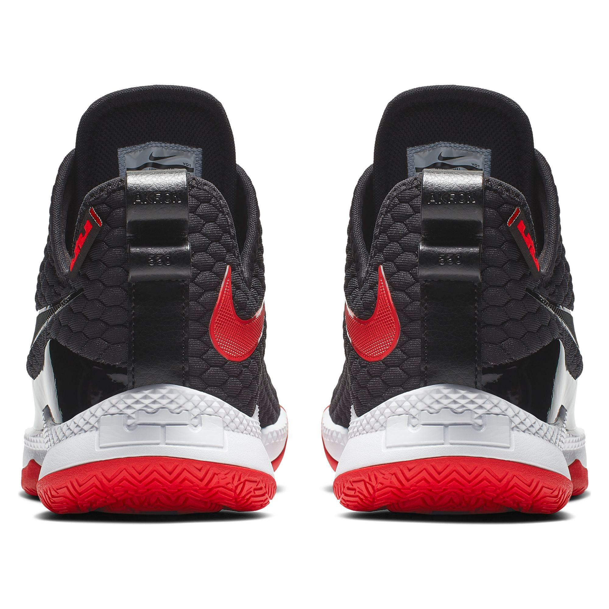 Nike Lebron Witness III PRM Basketball Boot/Shoe - Black/White/University Red