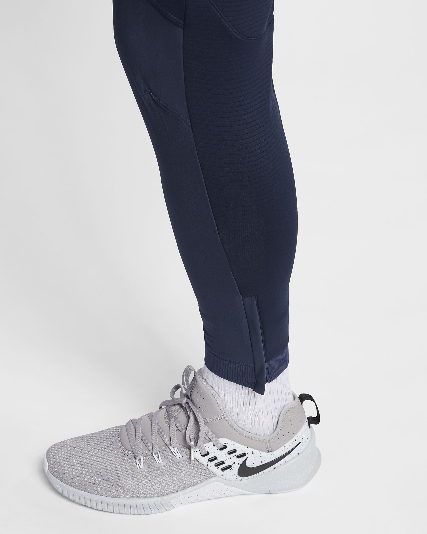 Nike Pro Fitness Pants (Tall Fit) - Navy